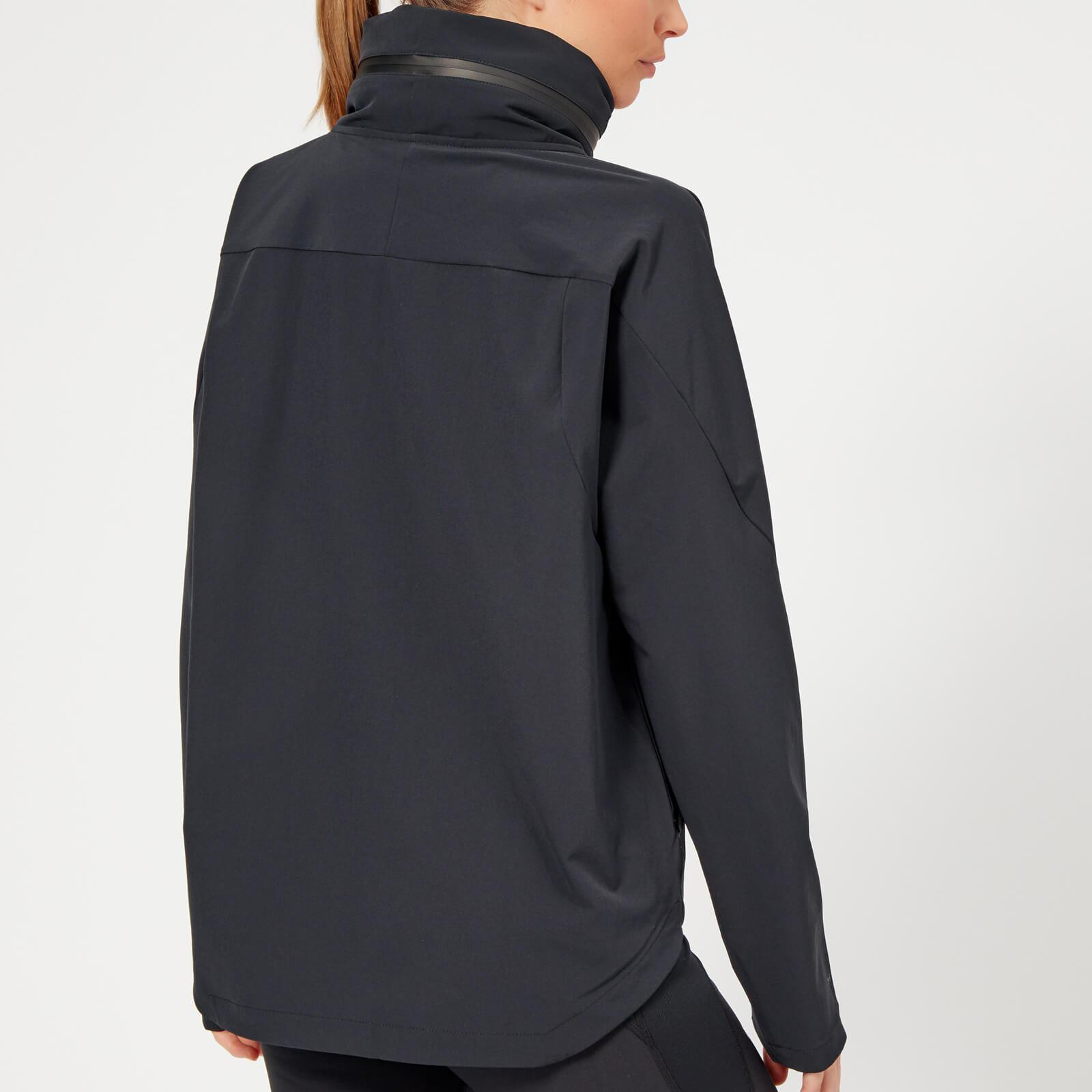 1d265d9a Under Armour Synthetic Unstoppable Woven Full Zip Jacket in Black - Lyst