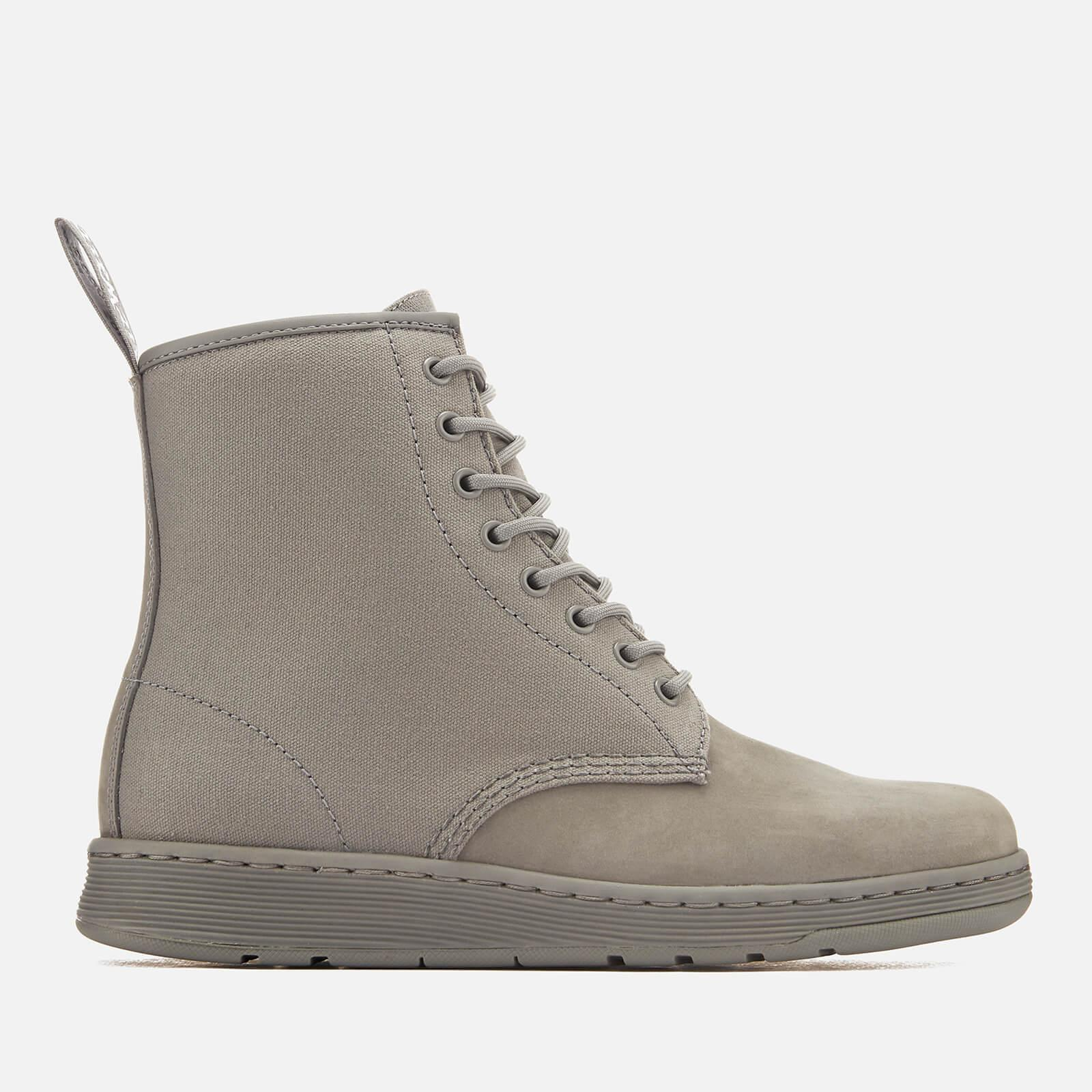 Dr Martens Lite 8-Eye Boots In Beige outlet comfortable sale visit best store to get sale online RGTZ7