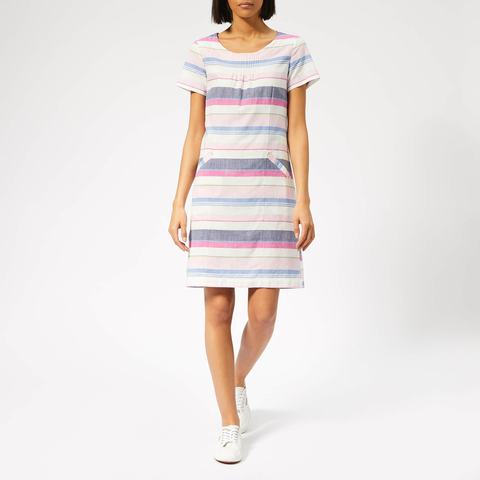 2042e0e56f ... Henrietta Linen Shift Dress - Lyst. View fullscreen