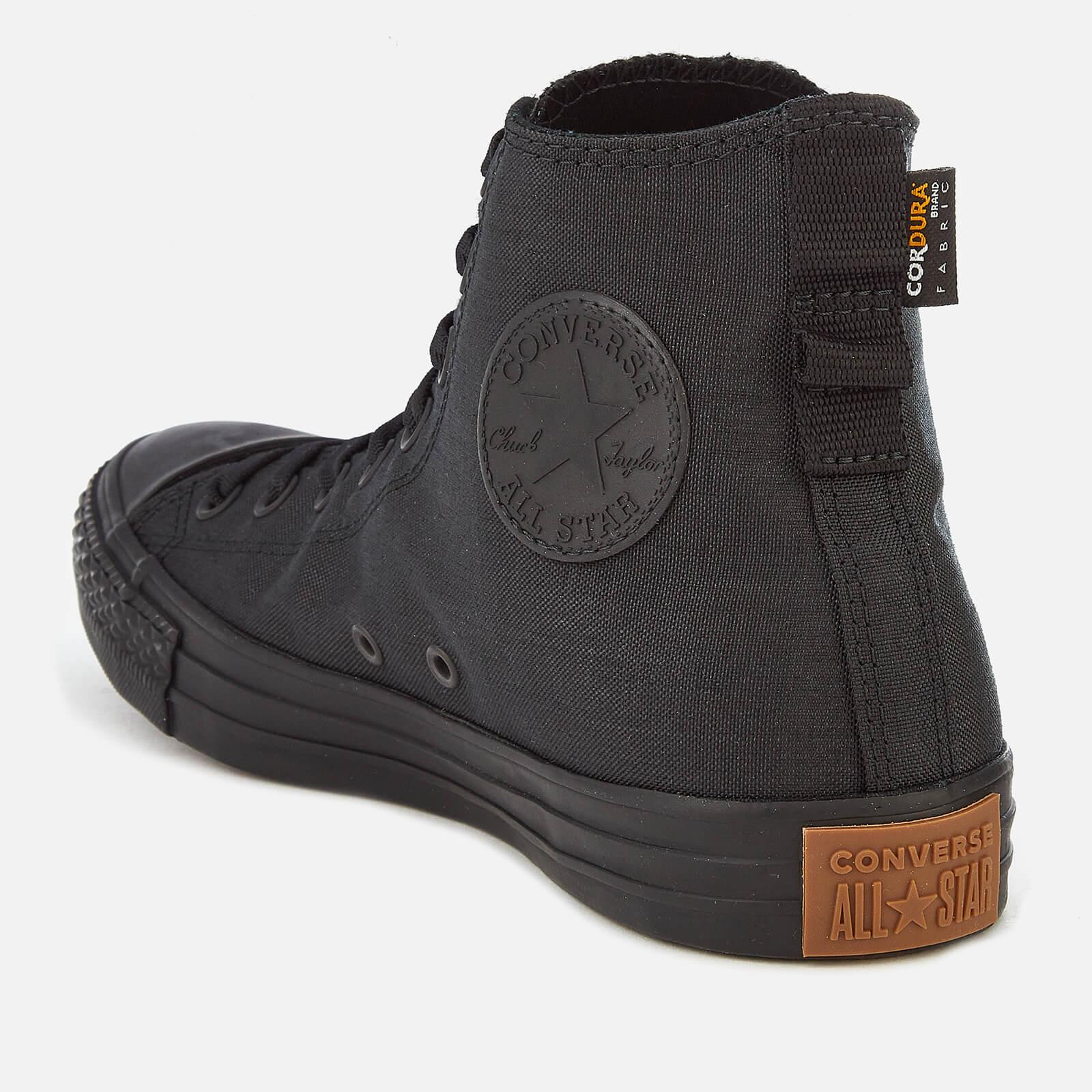 structural disablities lowest discount sale retailer Chuck Taylor All Star Cordura Hi-top Trainers