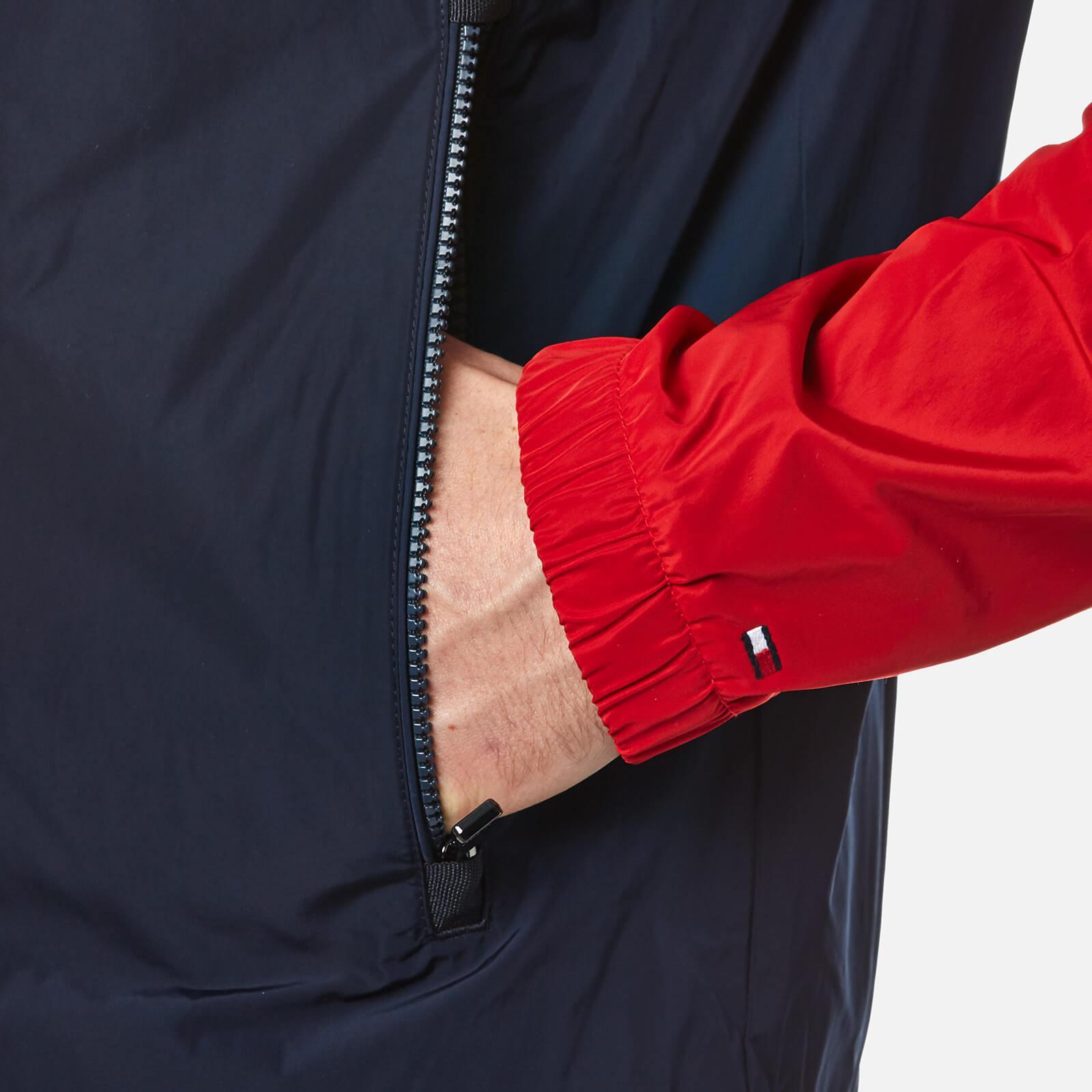 lyst tommy hilfiger terence sport jacket in blue for men. Black Bedroom Furniture Sets. Home Design Ideas