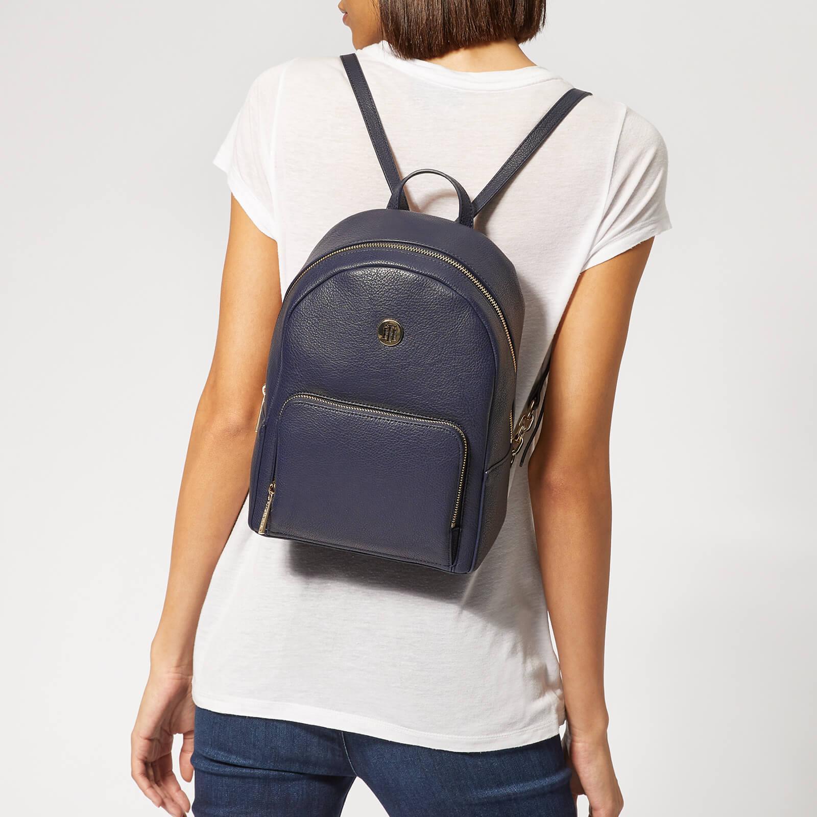 df917b5fa3 Tommy Hilfiger - Blue Core Mini Backpack - Lyst. View fullscreen