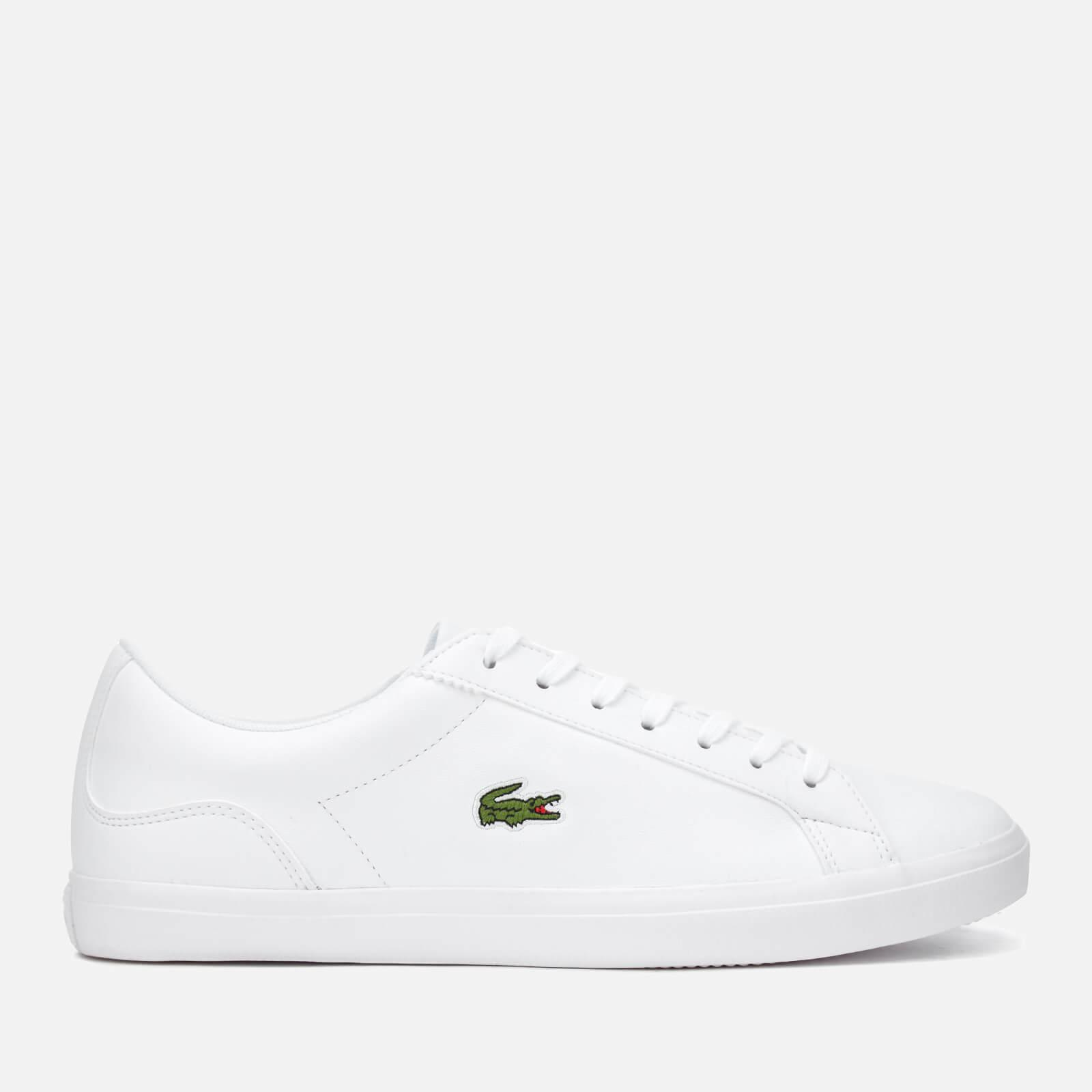 19d13f3ec2f20 Lacoste Men s Lerond 316 1 Trainers in White for Men - Save 38% - Lyst