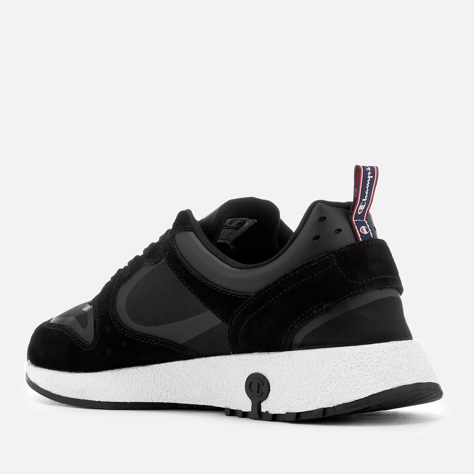 Champion Suede Vx 2.0 Trainers in Black