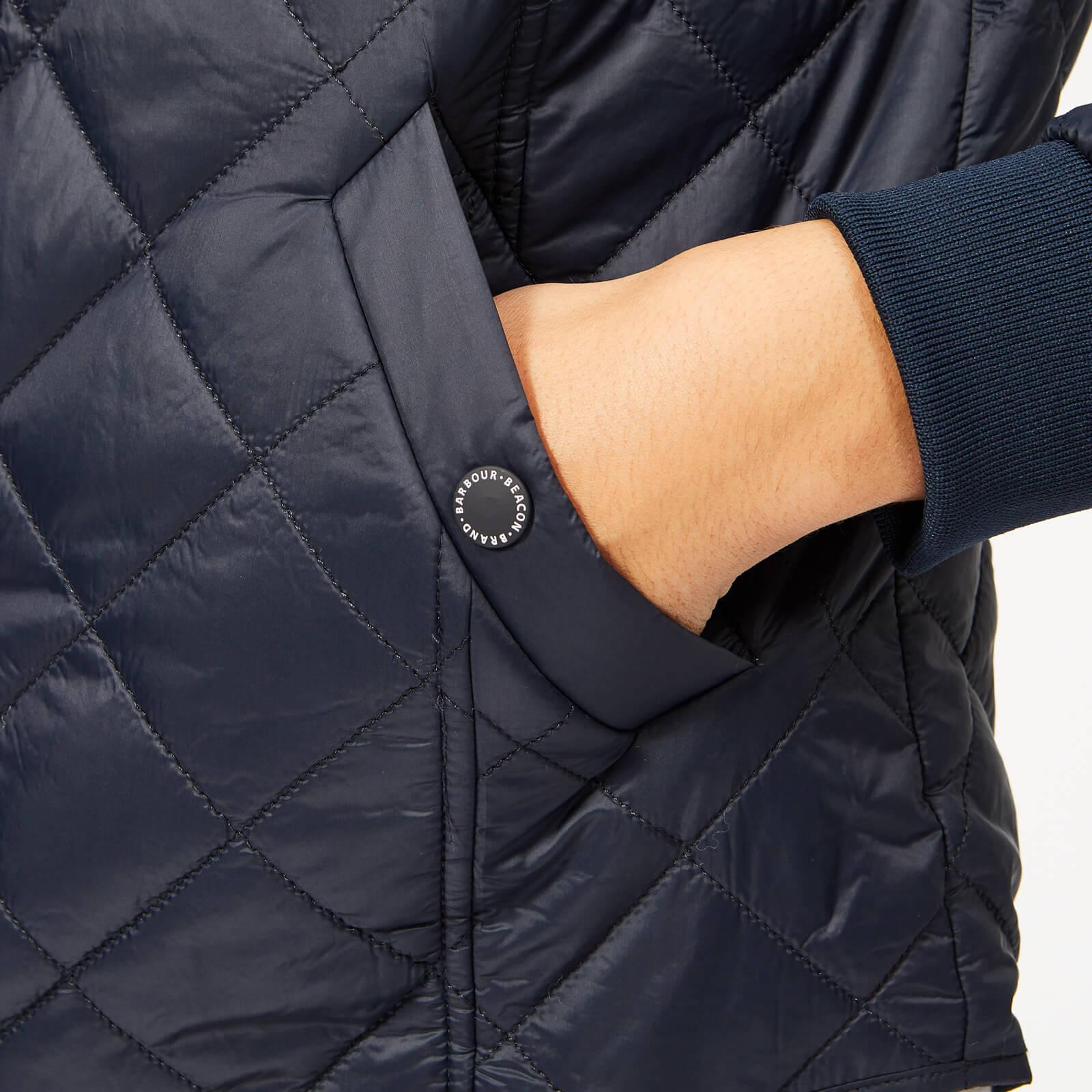 barbour applecross quilted jacket