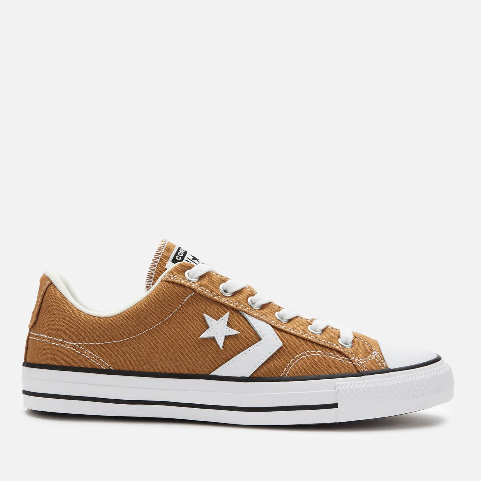 Converse Star Player Ox Trainers in Brown for Men - Lyst