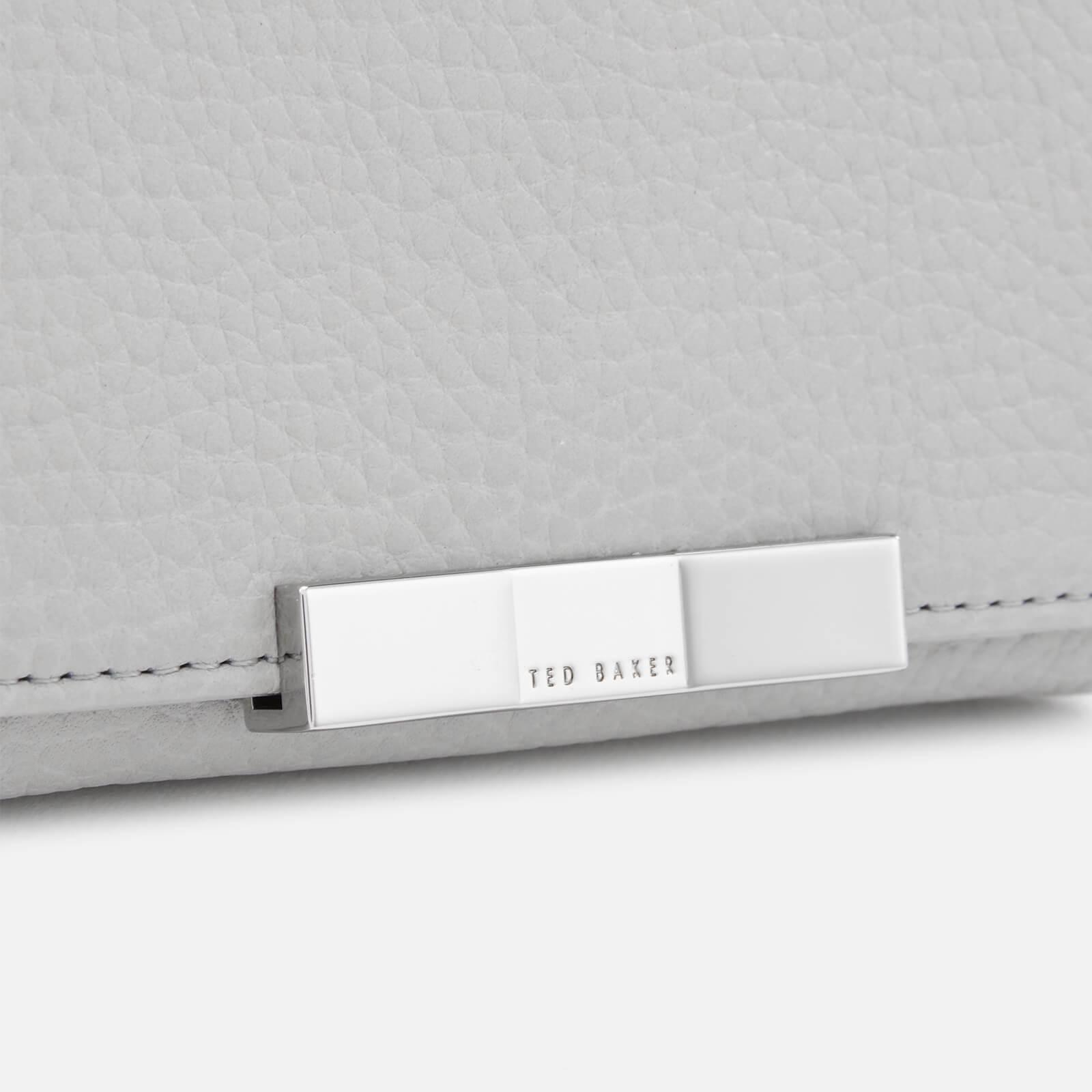 0d5d4ba4c9e Ted Baker Elodyy Textured Mini Purse in Gray - Lyst
