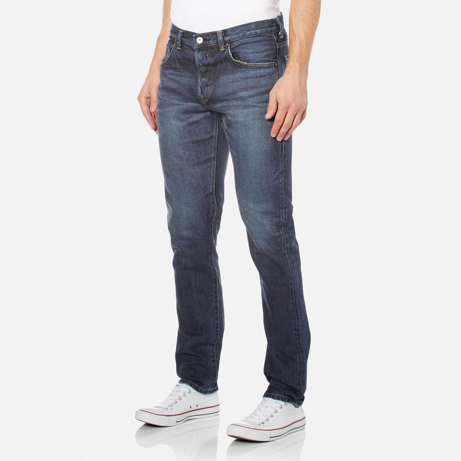 Edwin Denim Classic Regular Tapered Jeans in Blue for Men