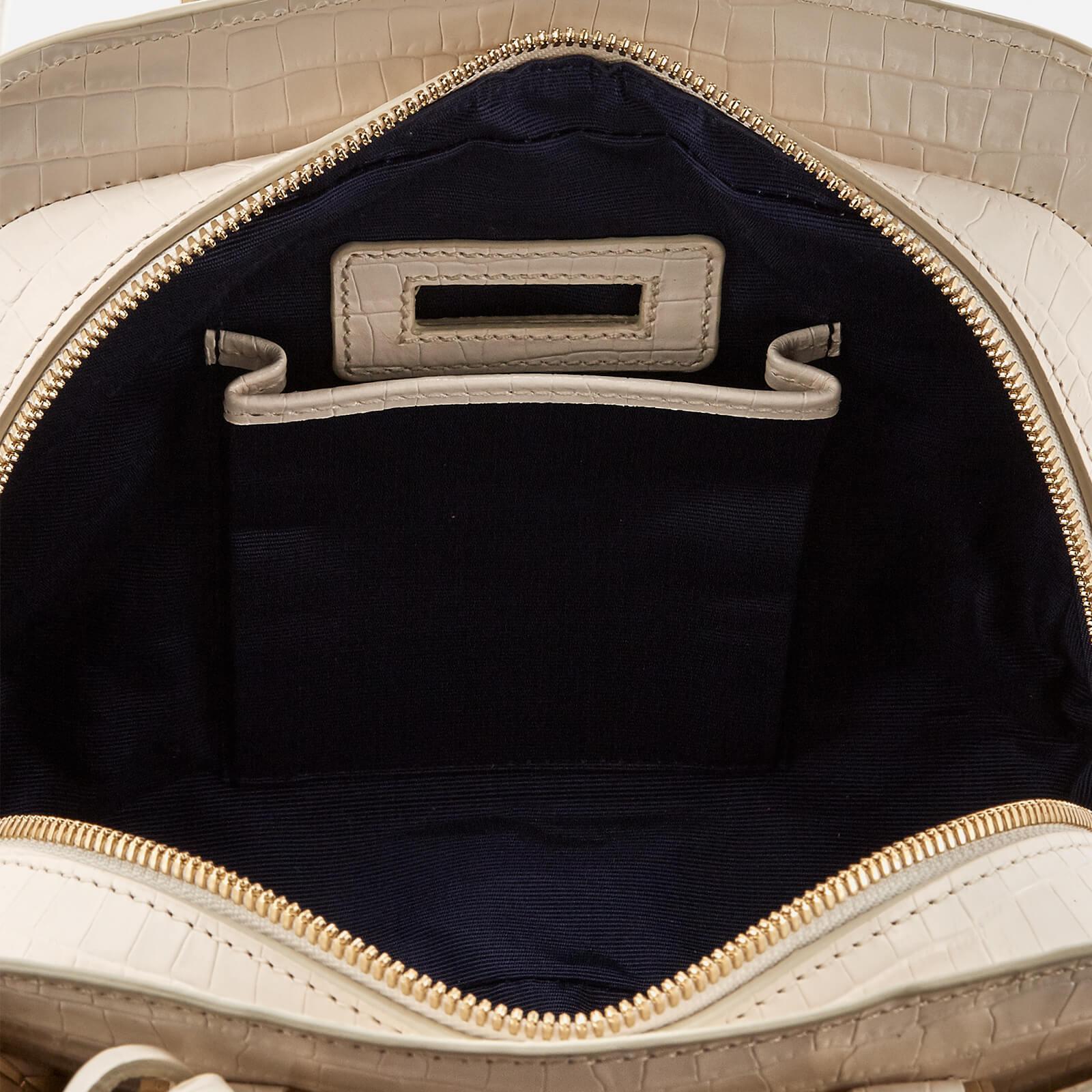 Aspinal of London New Hepburn Mini Tote Bag in Natural
