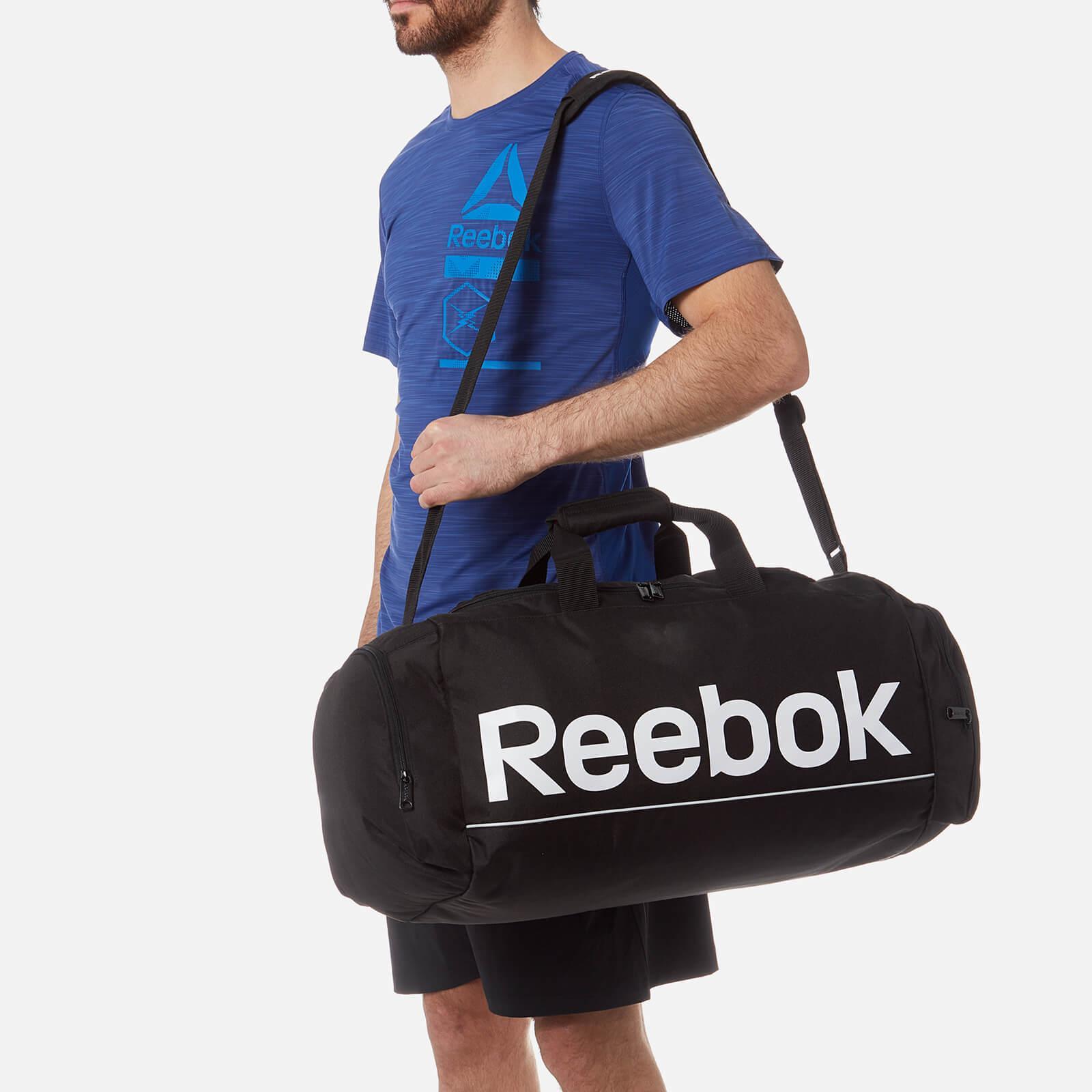 dd52622ed7f2a Reebok Synthetic Sport Roy Grip Bag in Black for Men - Lyst