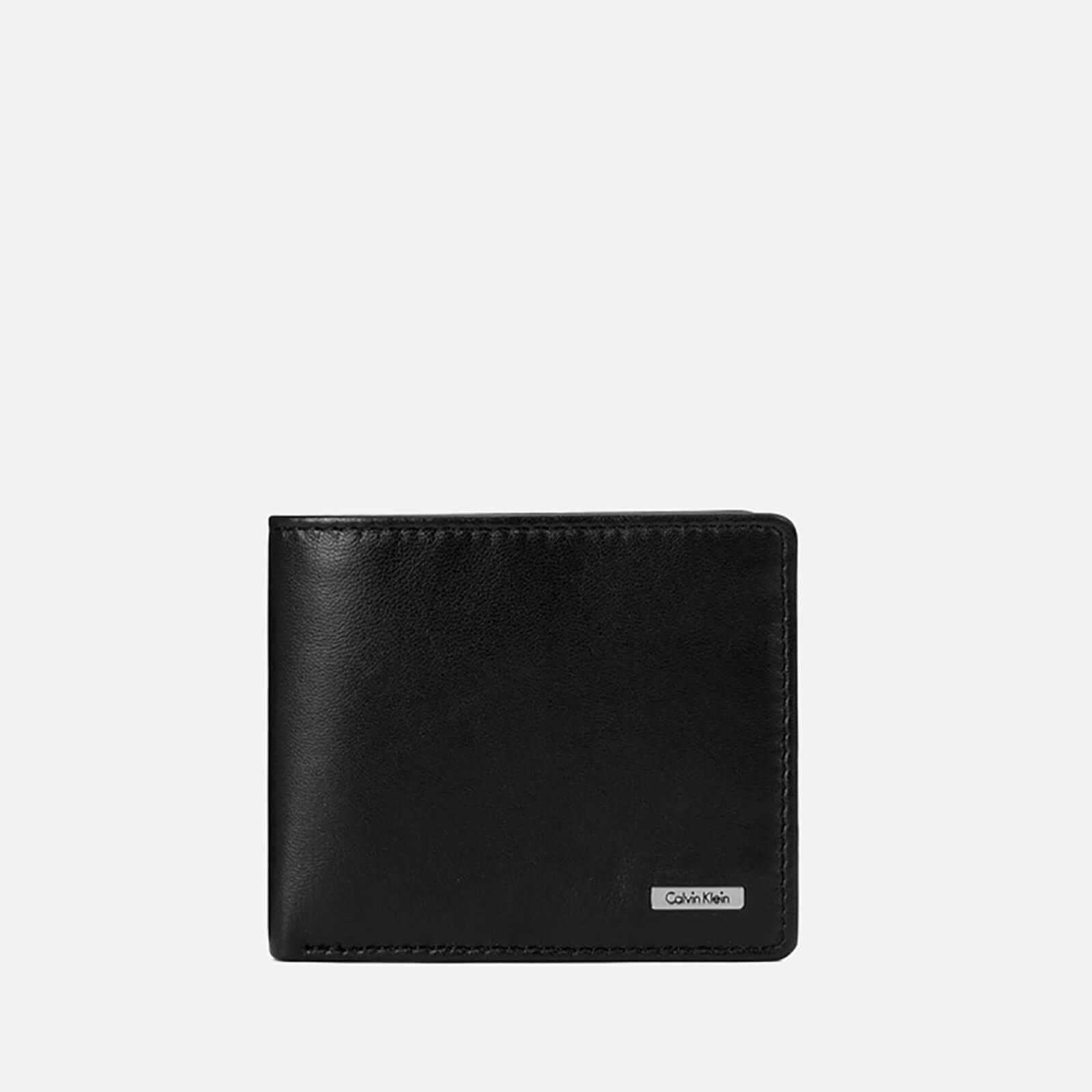 Calvin Klein Men's Rail Logo Slimfold Wallet Free Shipping Geniue Stockist Discounts Discount Big Sale Best Store To Get Online Low Shipping Cheap Online bxOrmE