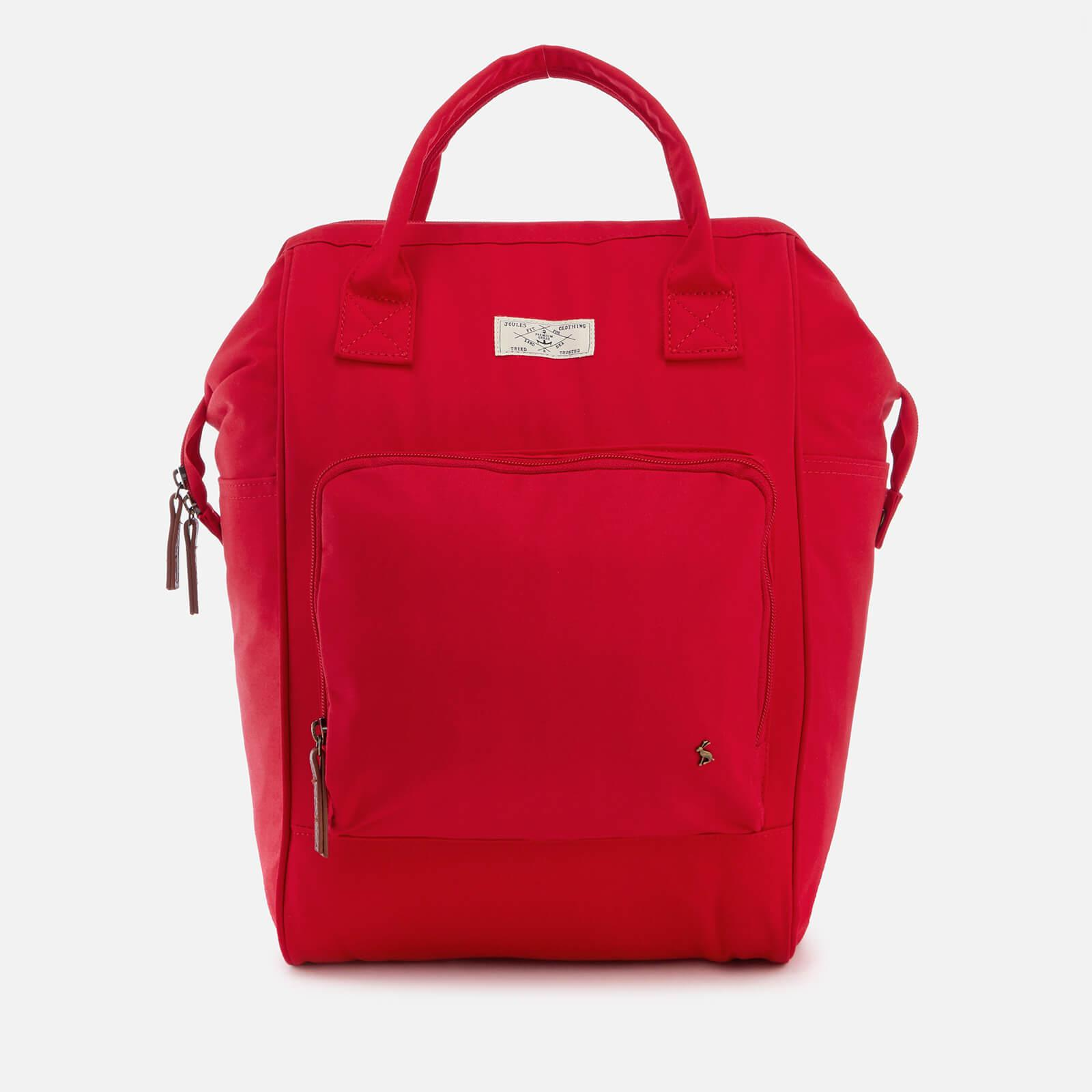 64a177ae0477 Joules Coast Rucksack in Red - Lyst