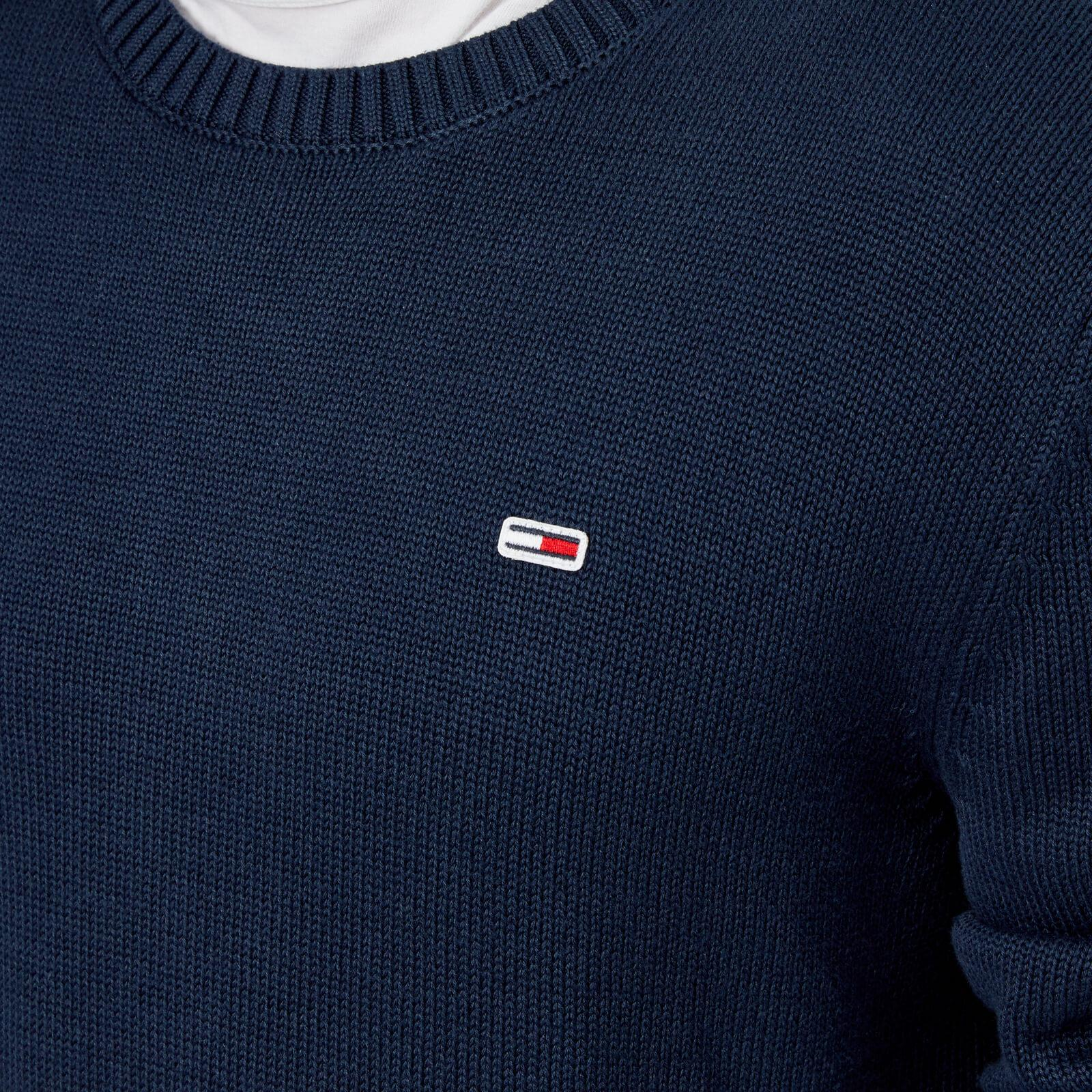 Tommy Jeans TJM Tommy Classics Sweat-Shirt Homme