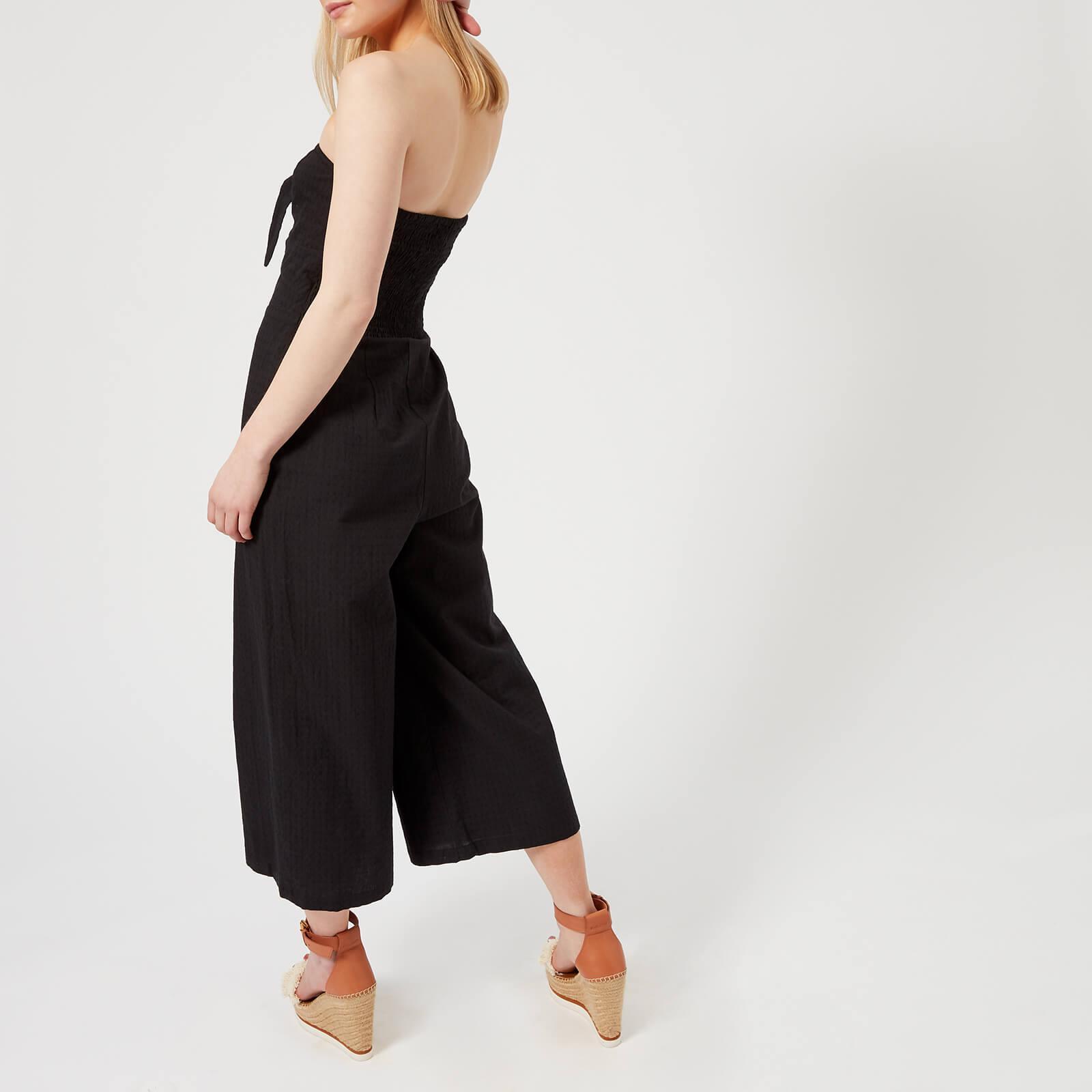 2a649a7aa136 MINKPINK - Black Say It Right Strapless Jumpsuit - Lyst. View fullscreen