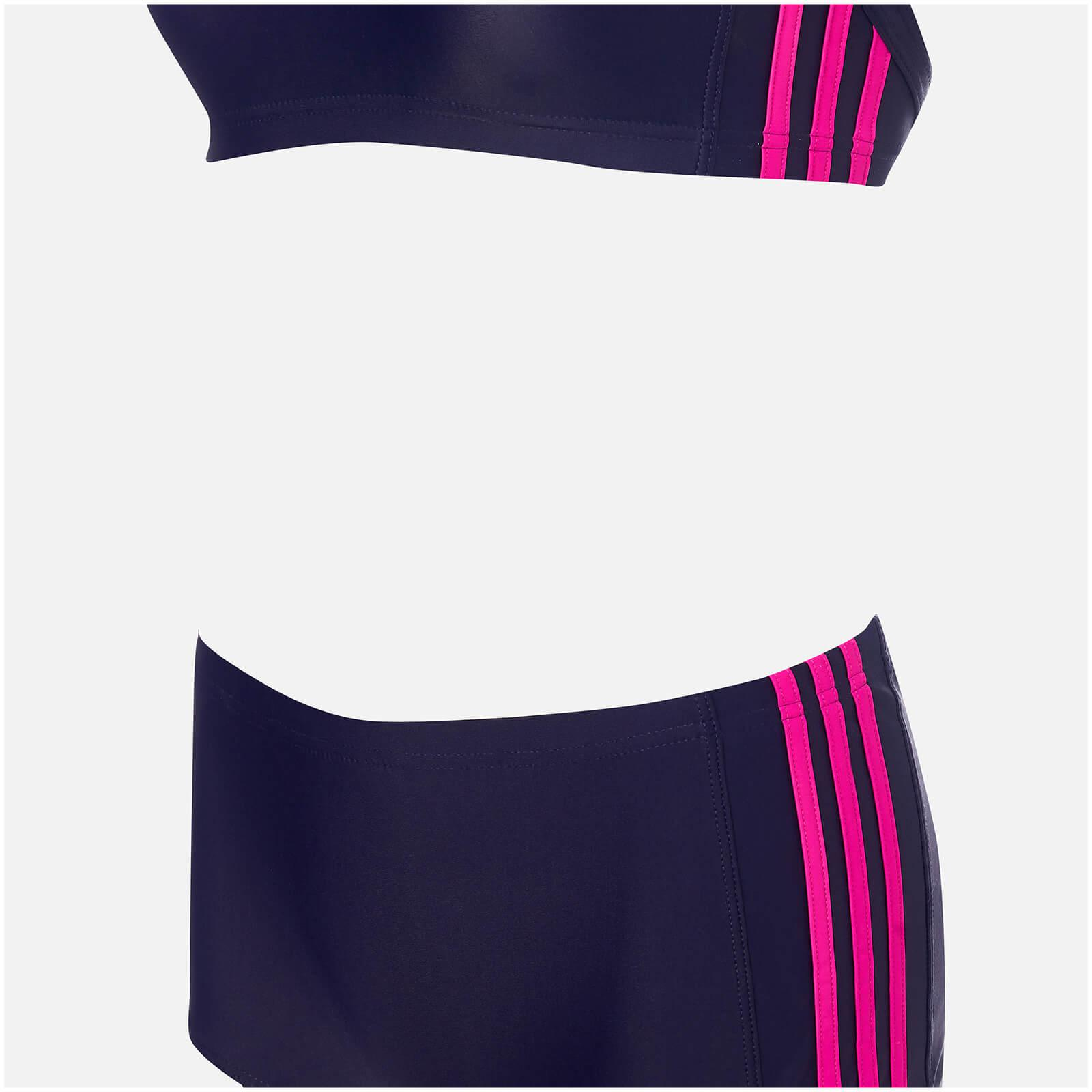 adidas swimming costume 2 piece