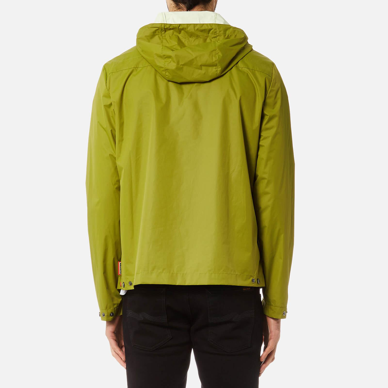 HUNTER Synthetic Original 2 Layer Lightweight Blouson Jacket in Green for Men