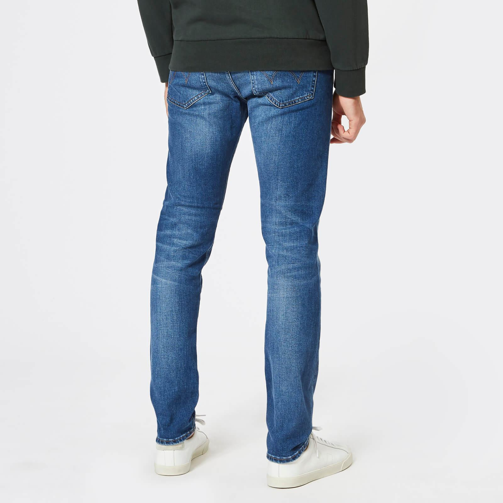 2c785f848b89a Edwin - Blue Ed-85 Slim Tapered Jeans for Men - Lyst. View fullscreen