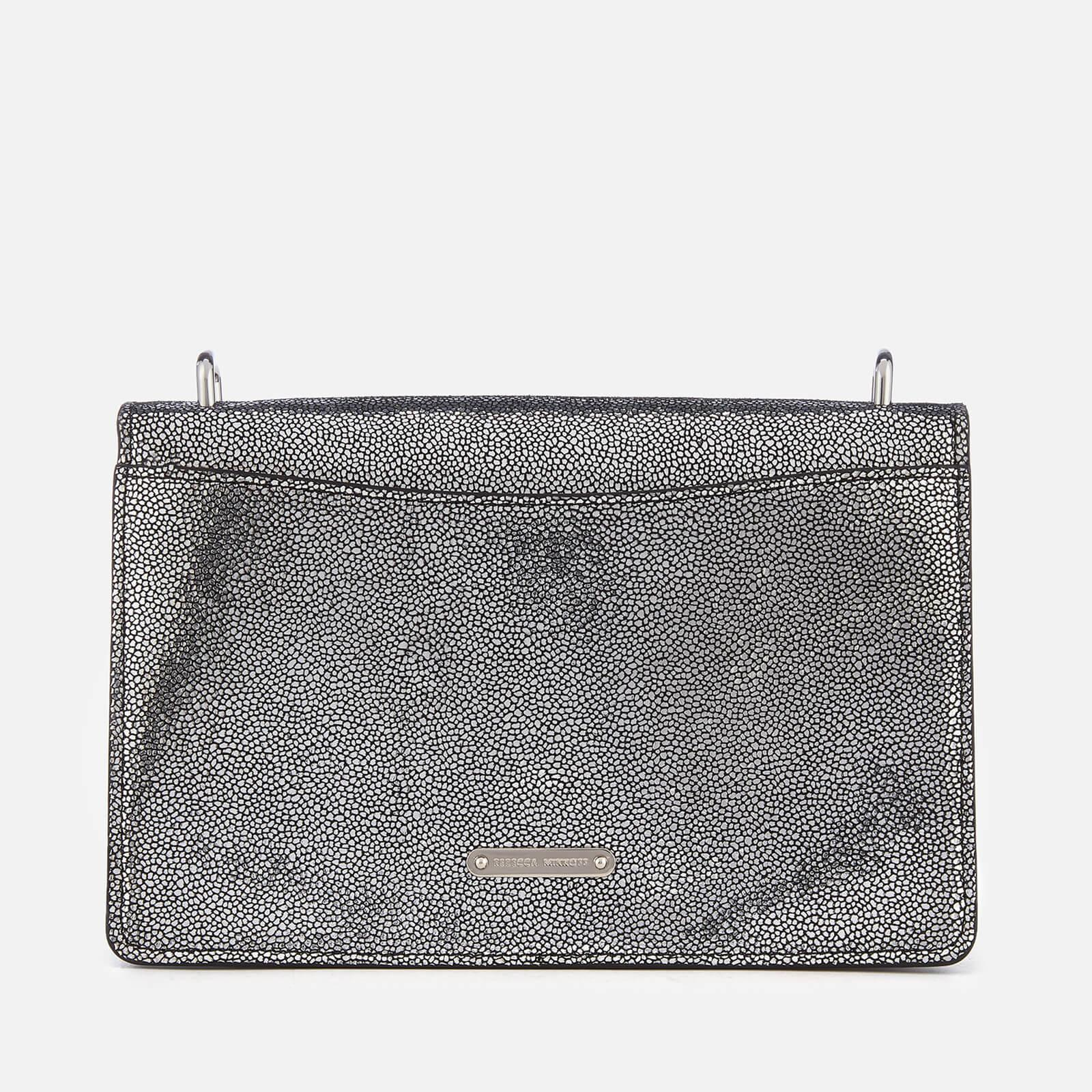 96034da534c5 Rebecca Minkoff - Multicolor Metallic Jean Medium Shoulder Bag - Lyst. View  fullscreen