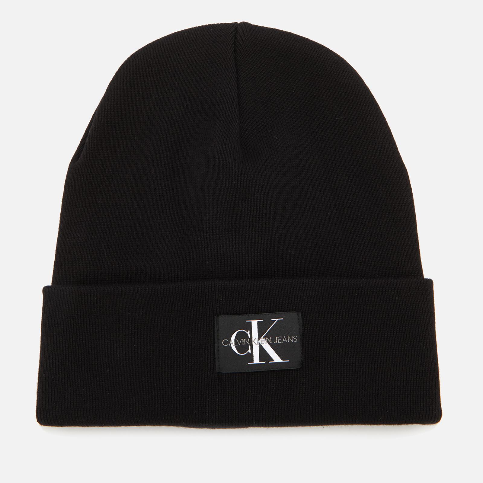 f310c08cd Women's Black J Monogram Beanie Hat