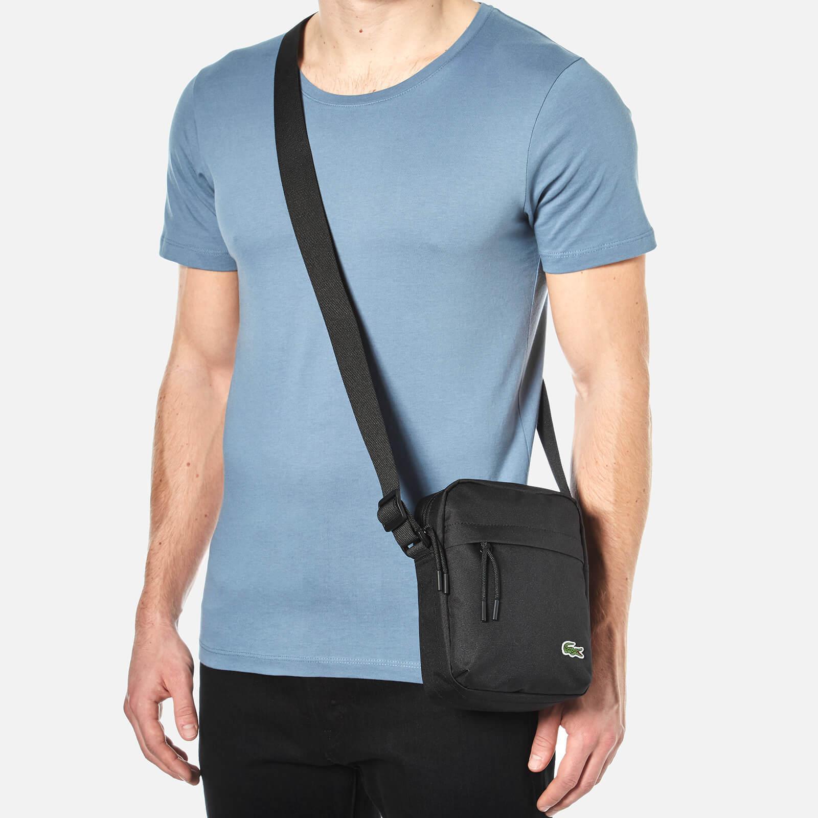 1221b1ef4d Lacoste Vertical Camera Bag for Men - Lyst