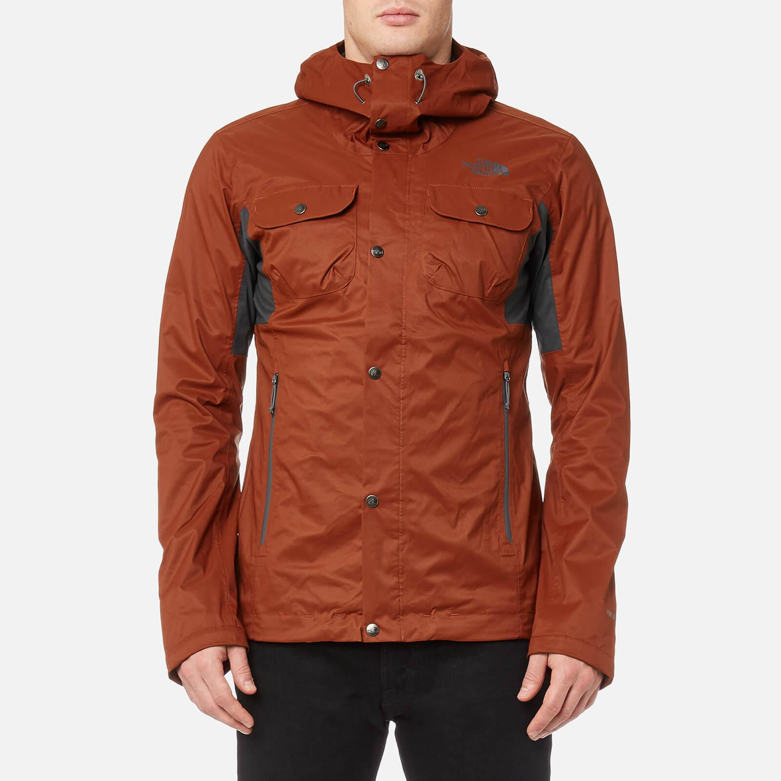 80fa4a869c5f The North Face Arrano Jacket in Brown for Men - Lyst
