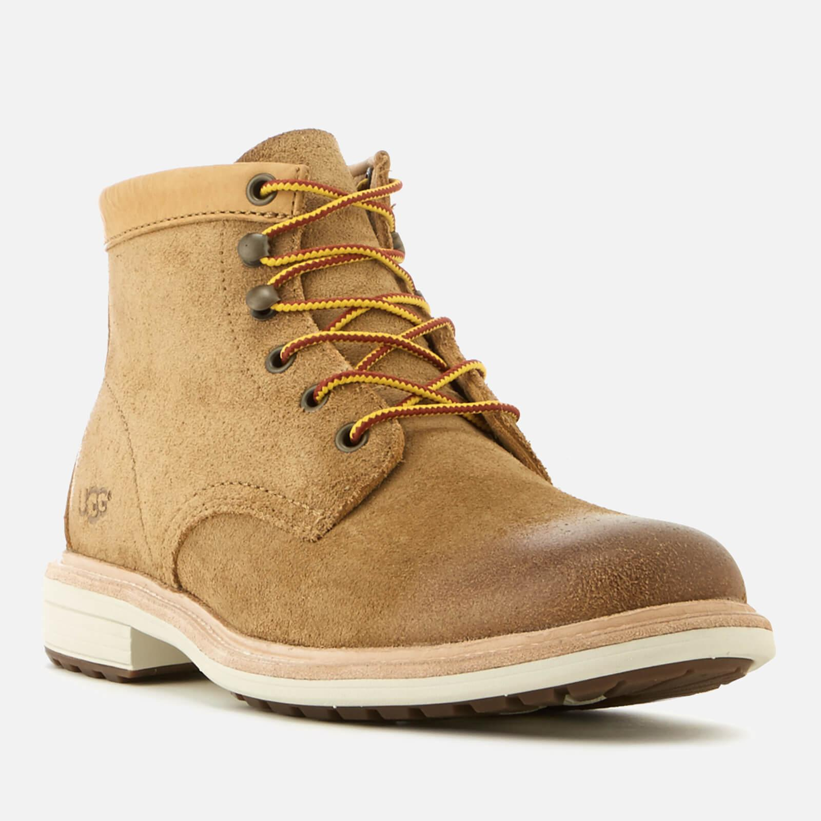 d7041289a48 Ugg Brown Vestmar Leather Lace Up Boots for men