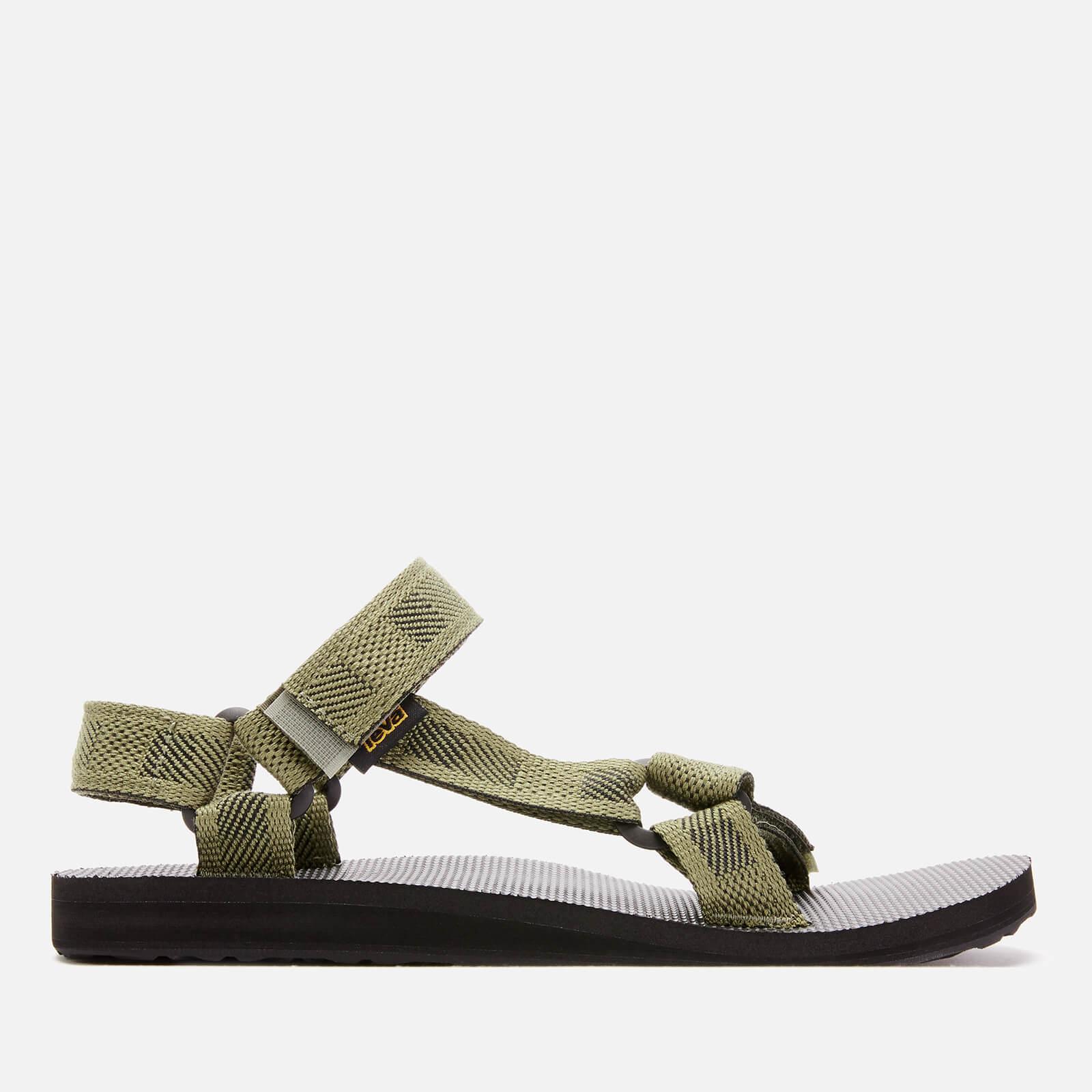 3961b2b1c4dc Lyst - Teva Original Universal Sandals in Green for Men