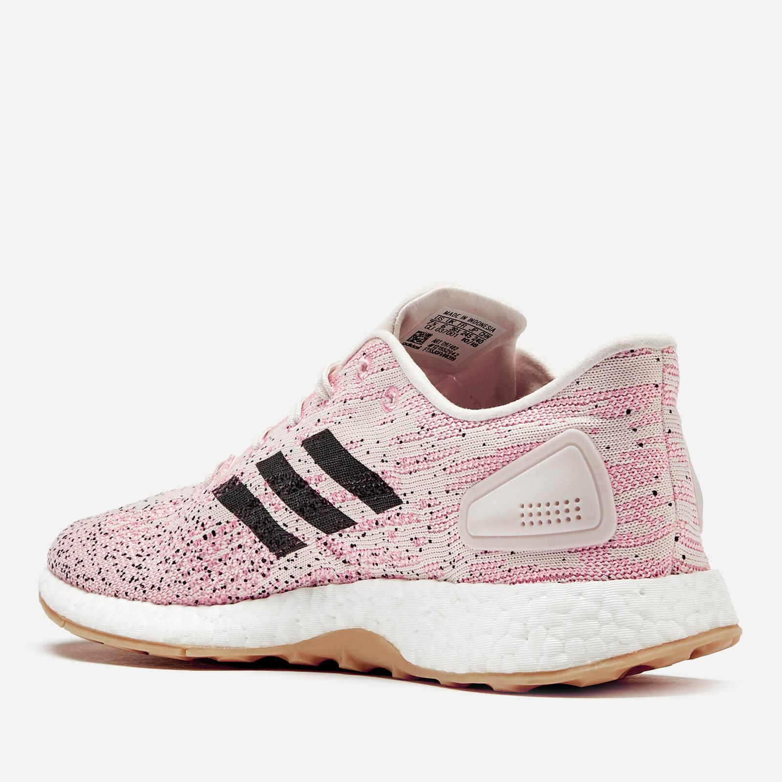 e9c4bd73358b2 Lyst - adidas Pure Boost Dpr Trainers in Pink
