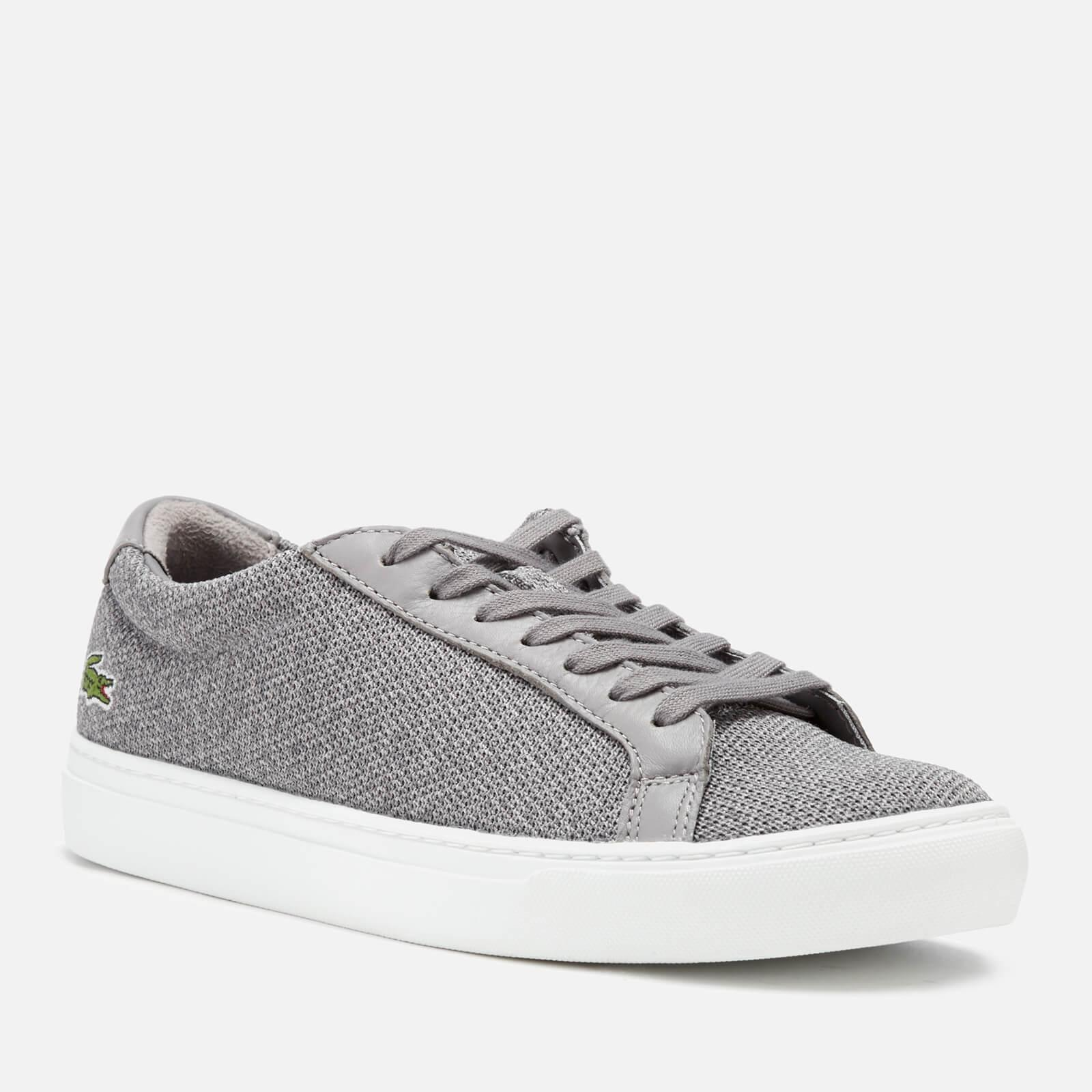 6c7f70c1a Lacoste L.12.12 317 3 Trainers in Gray for Men - Lyst