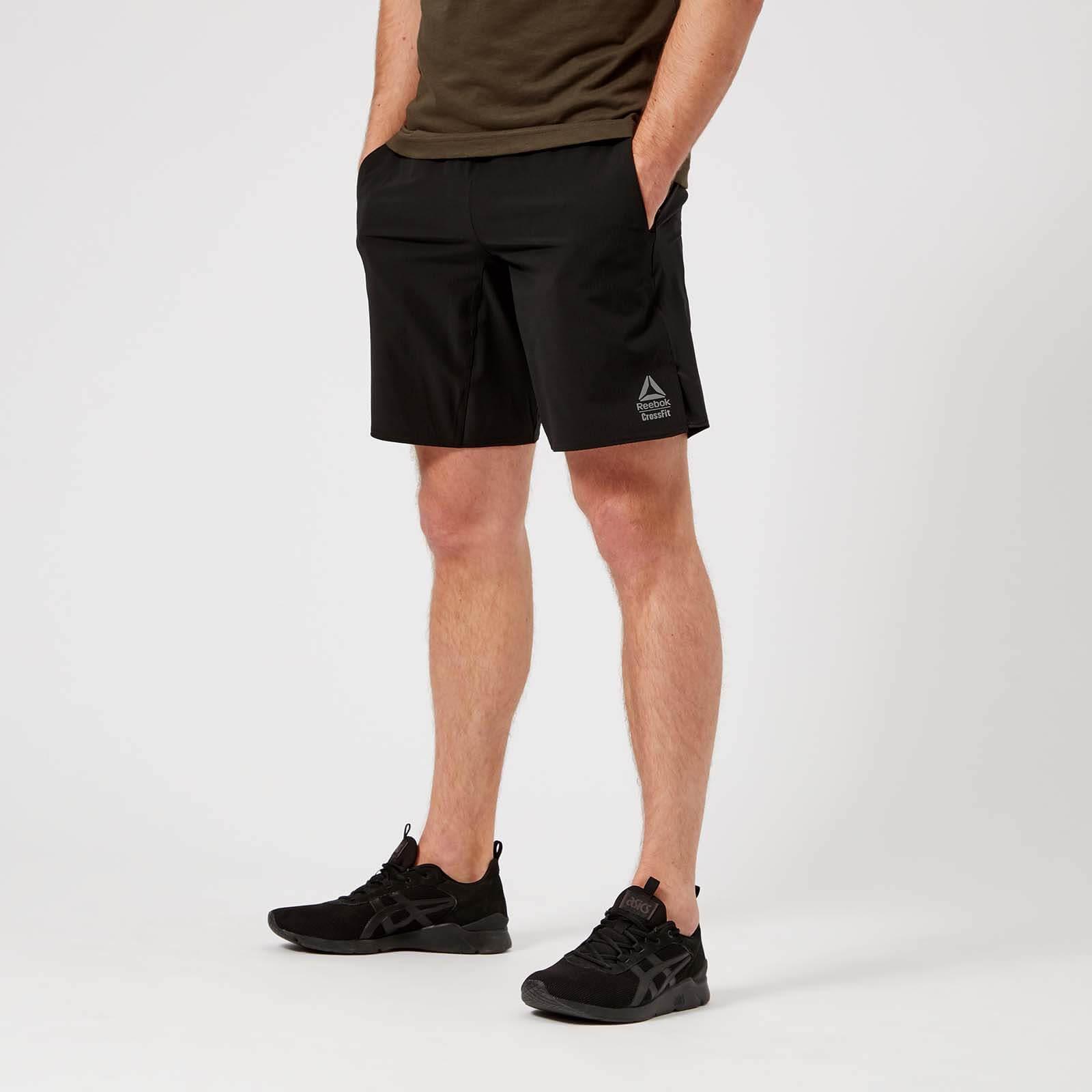 3cbeefded506 Lyst - Reebok Crossfit Speed Pro Shorts in Black for Men