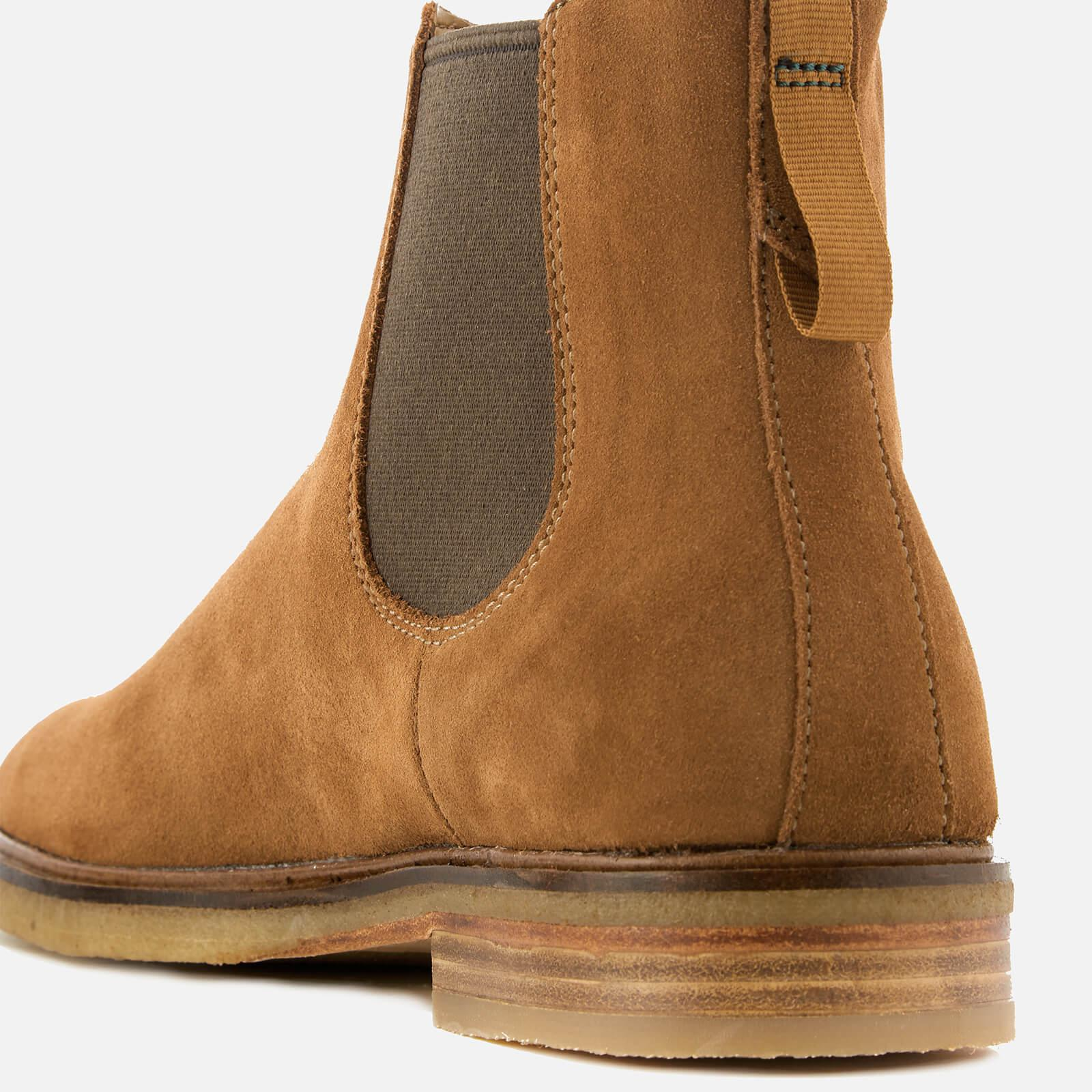 01061567f0f632 Lyst - Clarks Clarkdale Gobi Suede Chelsea Boots in Brown for Men