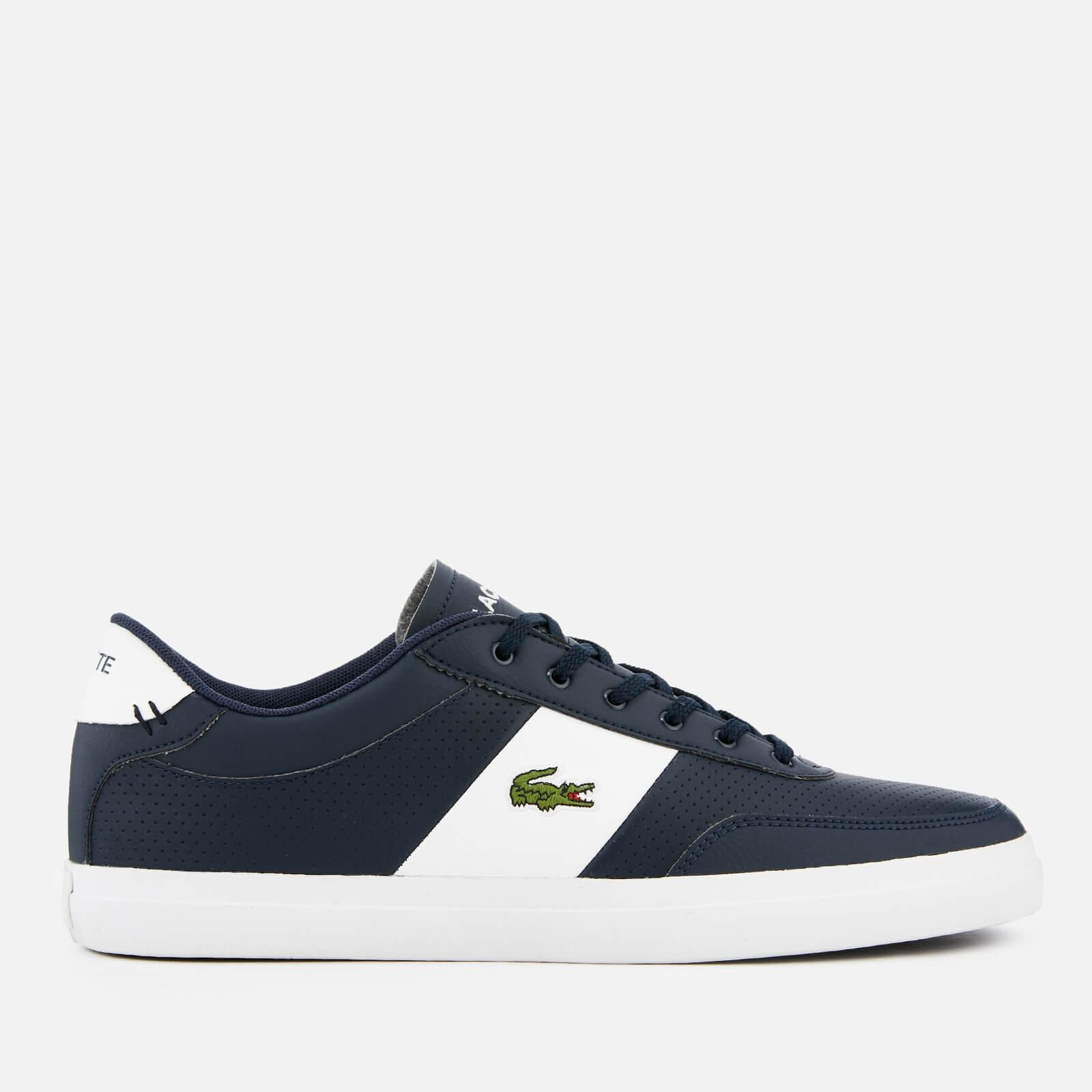 Lacoste COURT-MASTER 119 2 Mens Lace Up Casual Low Top Retro Trainers White