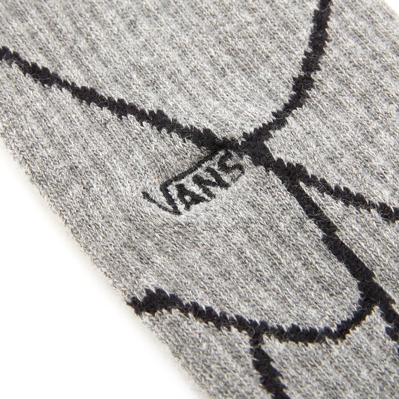 Lyst Vans Marvel Spider Man Socks In Gray For Men