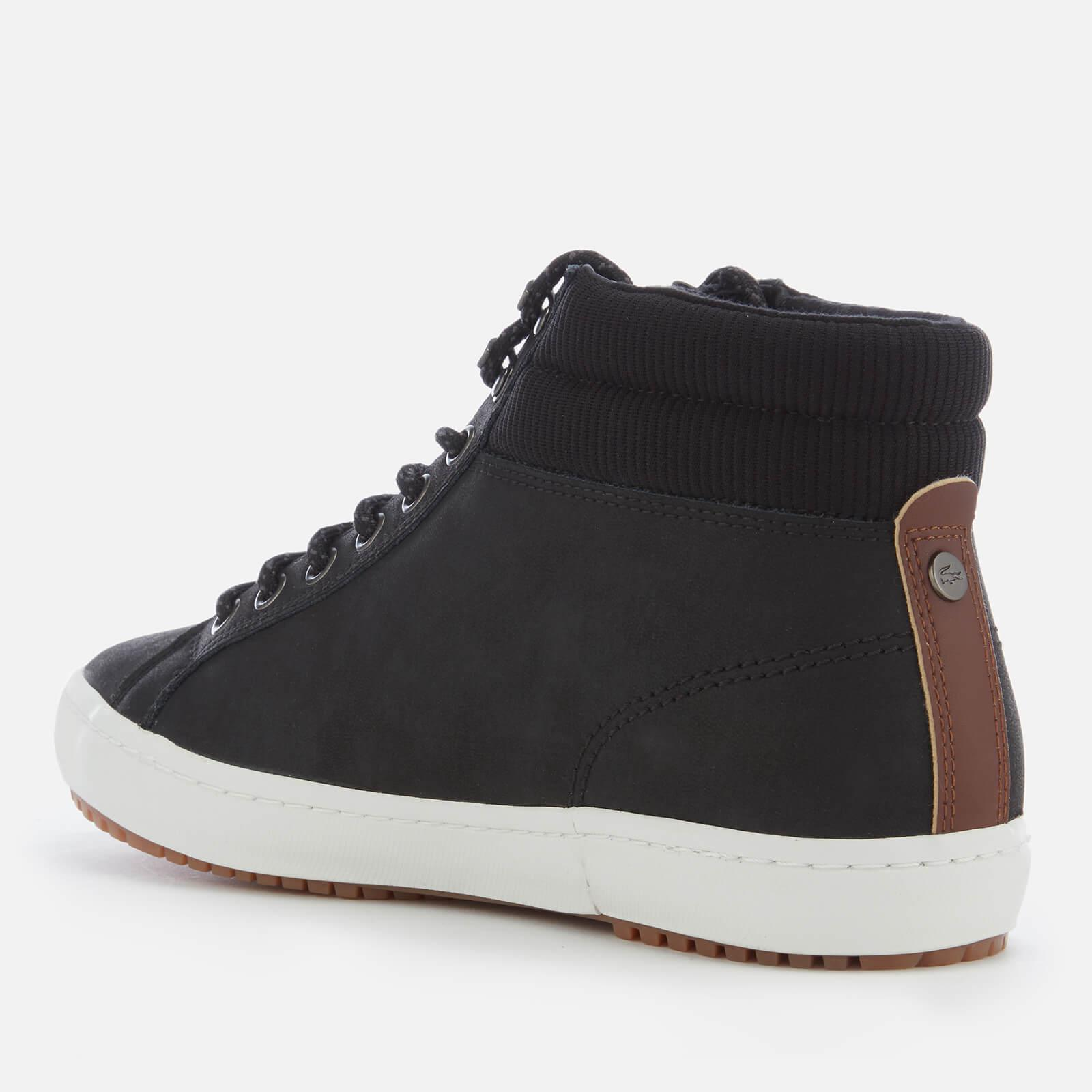 aa7380b4d1a2 Lyst - Lacoste Straightset Insulate C 318 1 Water Resistant Leather ...