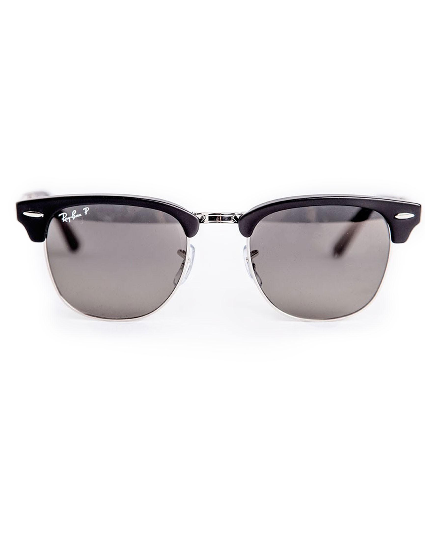 Ray-Ban | Folding Polarized Clubmaster Sunglasses Classic Rb2176 | Lyst