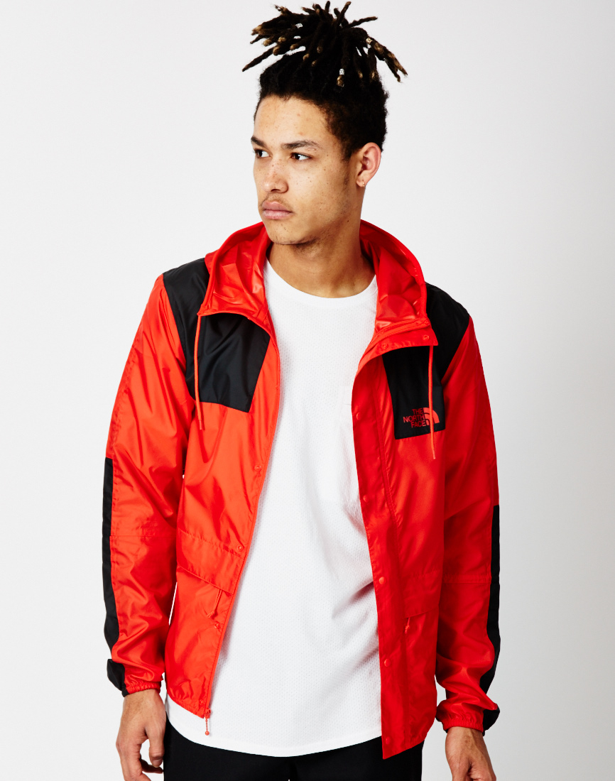 df103369dd Lyst - The North Face Black Label 1985 Mountain Jacket Red in Red ...