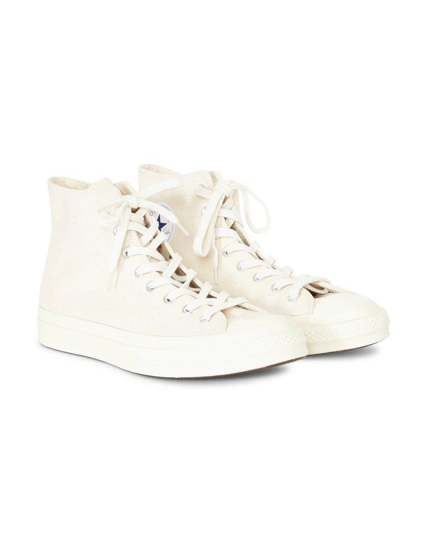 6ff272c0b824f9 Lyst - Converse Chuck Taylor All Star  70 Hi Off White in White for Men