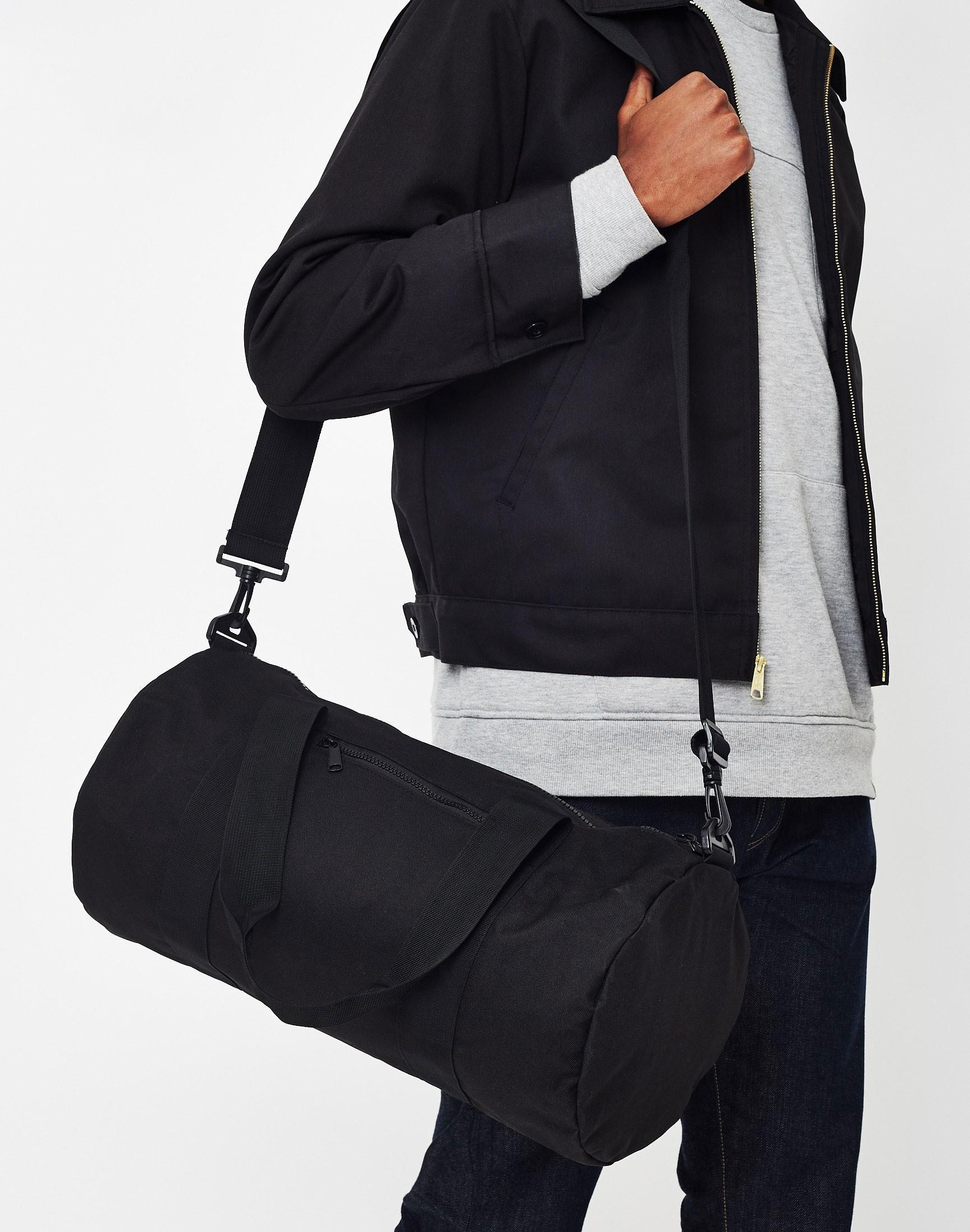 d9eecbd7d7 Lyst - The Idle Man Barrel Bag Black in Black for Men