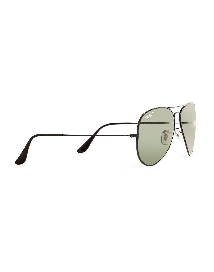 Ray-Ban Rayban Polarised Aviator Sunglasses Large Rb3025 002 58 for ... 7145a83979d8