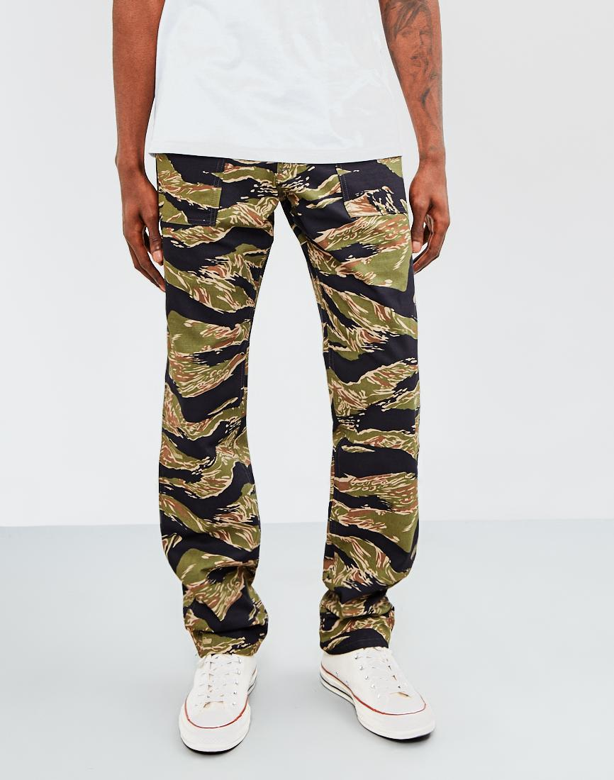 Lyst Stan Ray Og 4 Pocket Fatigue Pant 8 5oz Tiger Camo