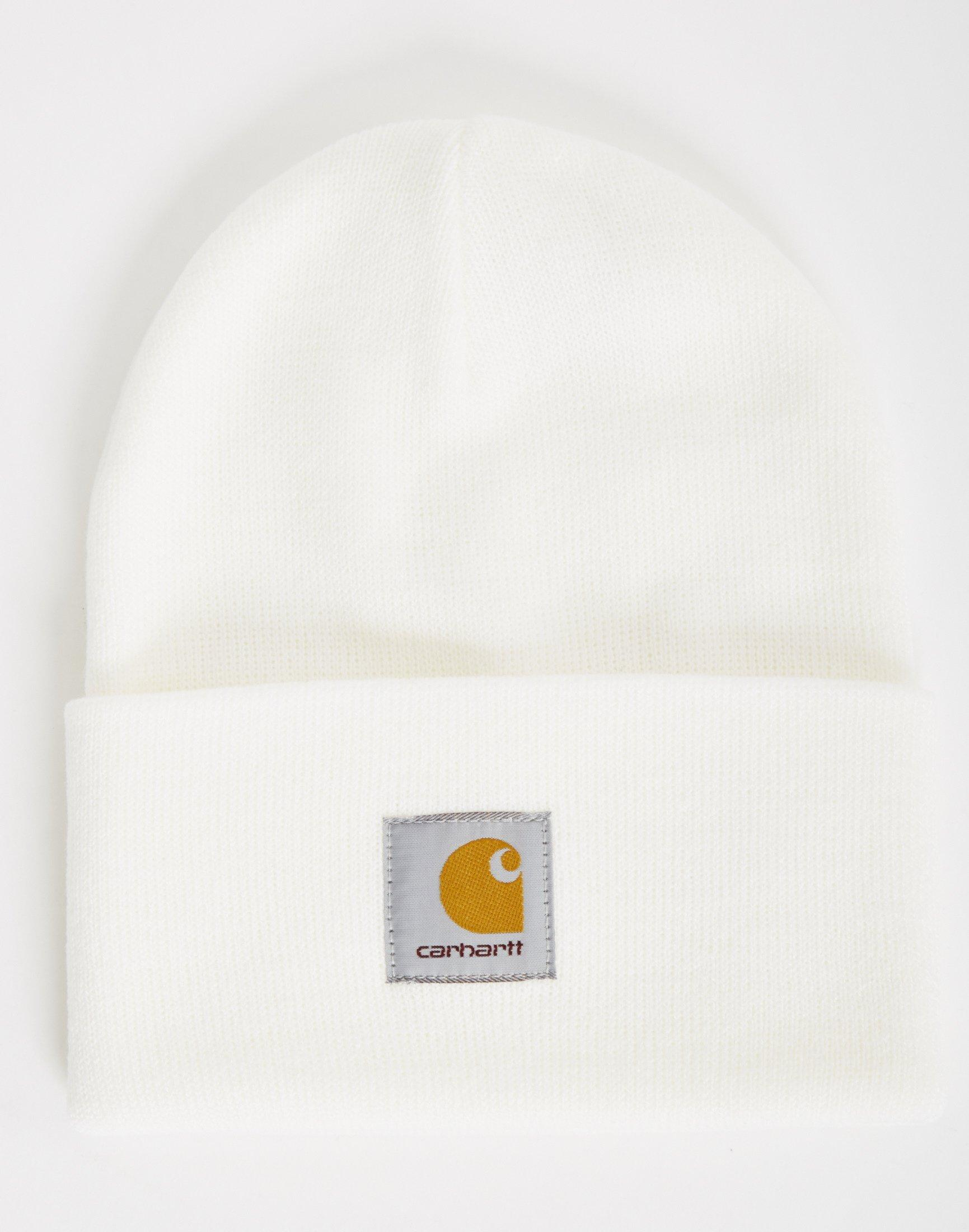 11c5f95b561 Lyst - Carhartt WIP Watch Hat White in White for Men - Save 29%