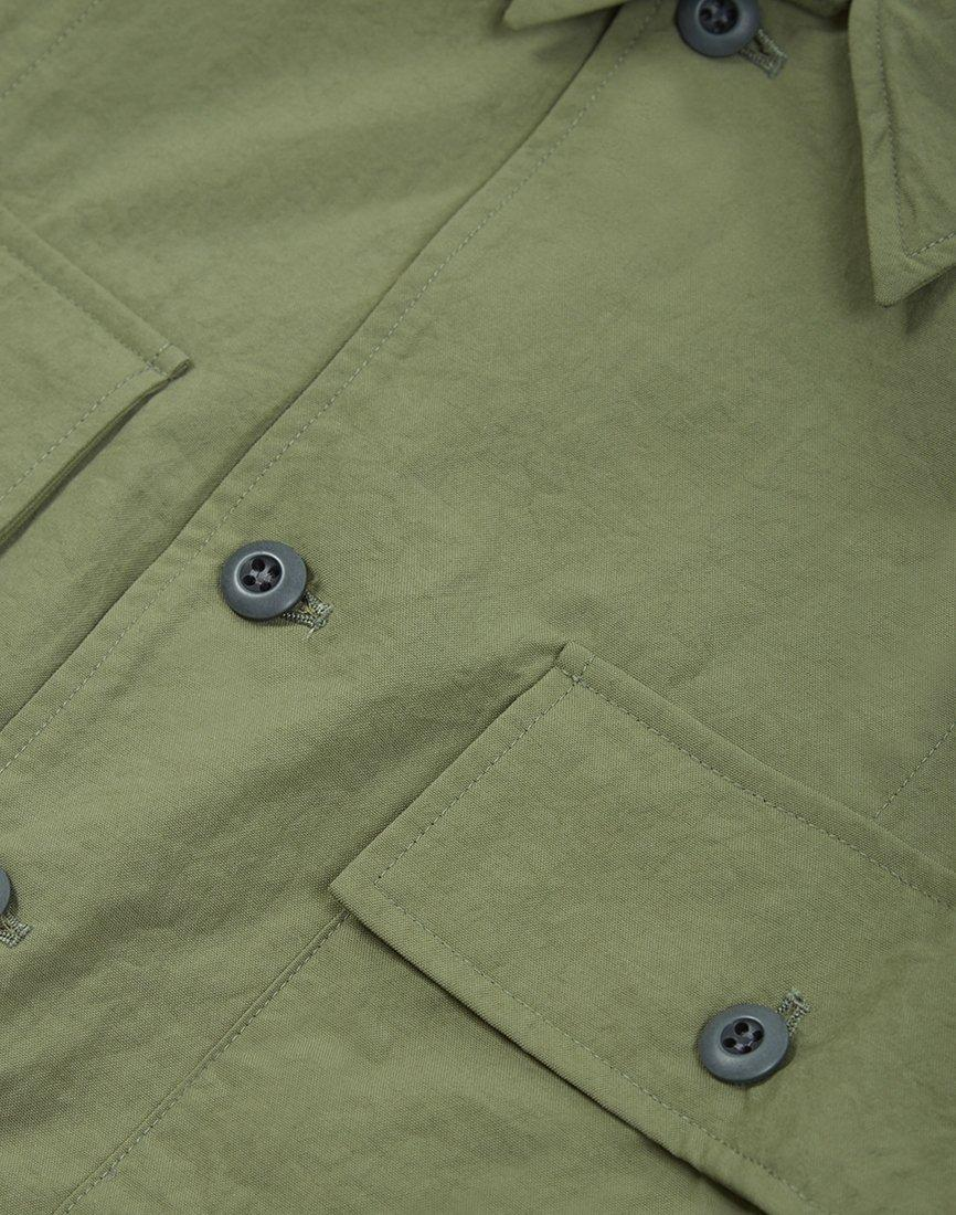 6efefdc37ed Kestin Hare Dunvegan Usmc Overshirt Jacket Khaki in Green for Men - Save 1%  - Lyst