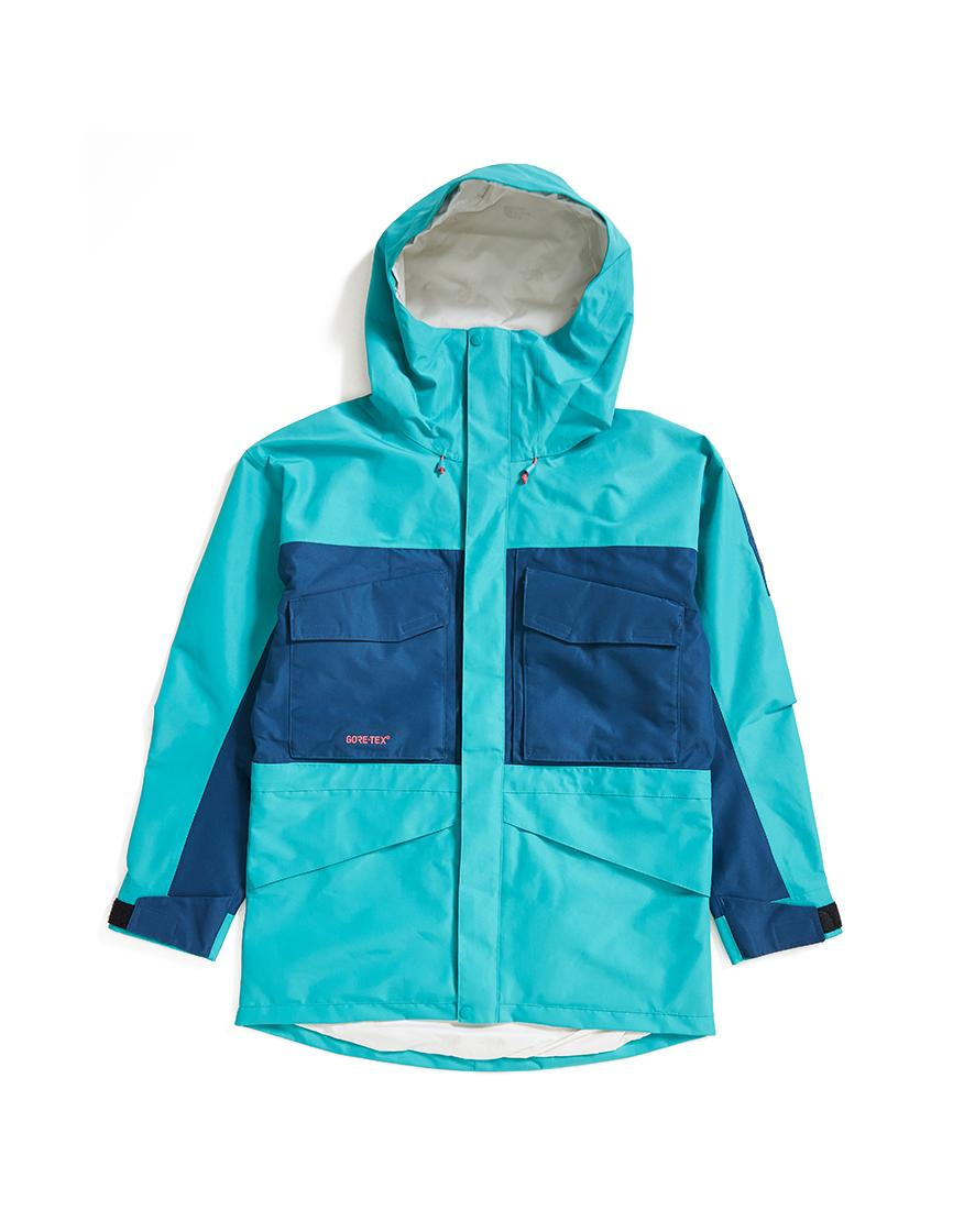 02ca8a172ad1 Lyst - The North Face Black Label Fantasy Ridge Gtx Teal in Blue for Men