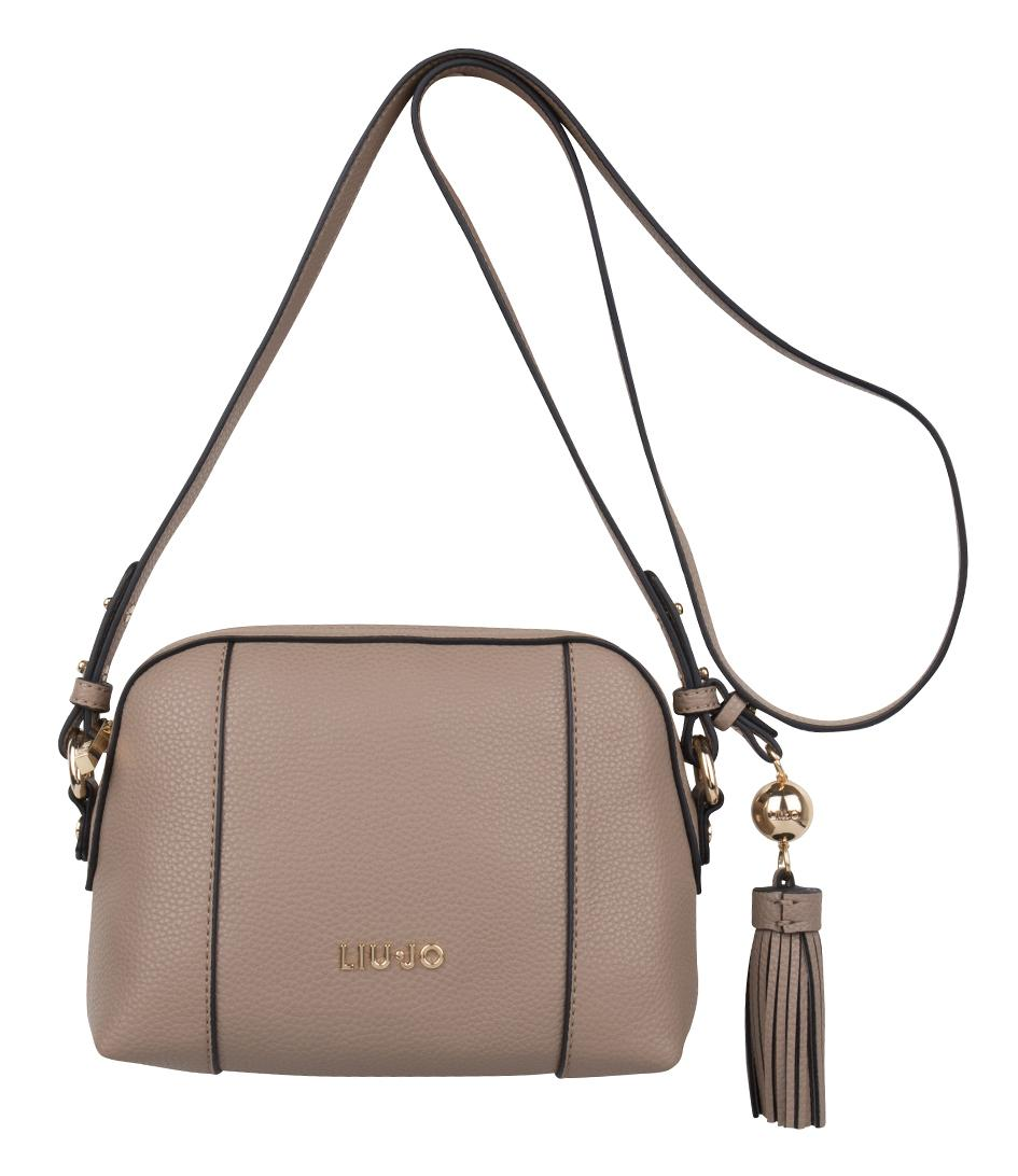 Liu Jo Arizona Xs Crossbody in Natural - Lyst 8d5d6745a5f
