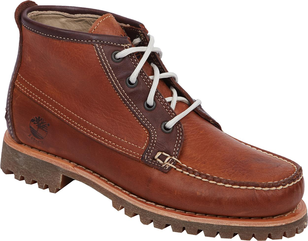 Lyst Timberland Authentic Chukka Boot In Brown For Men