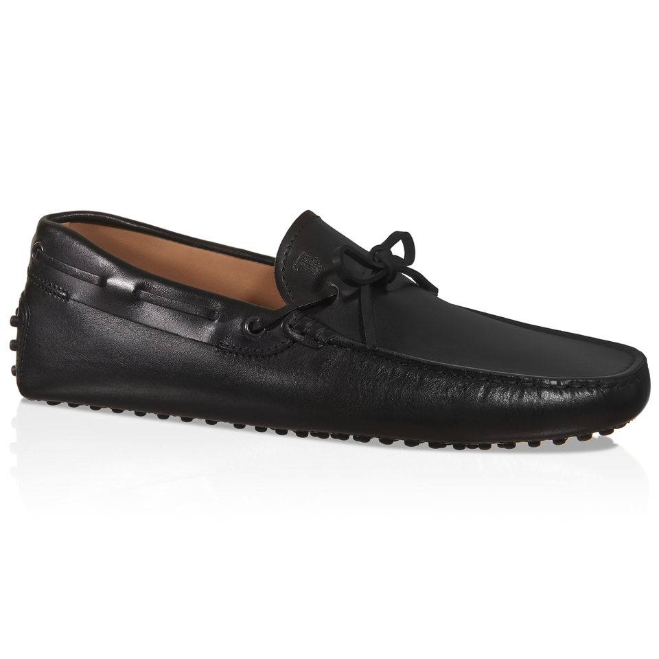 Tod S Womens Leather Driving Shoes