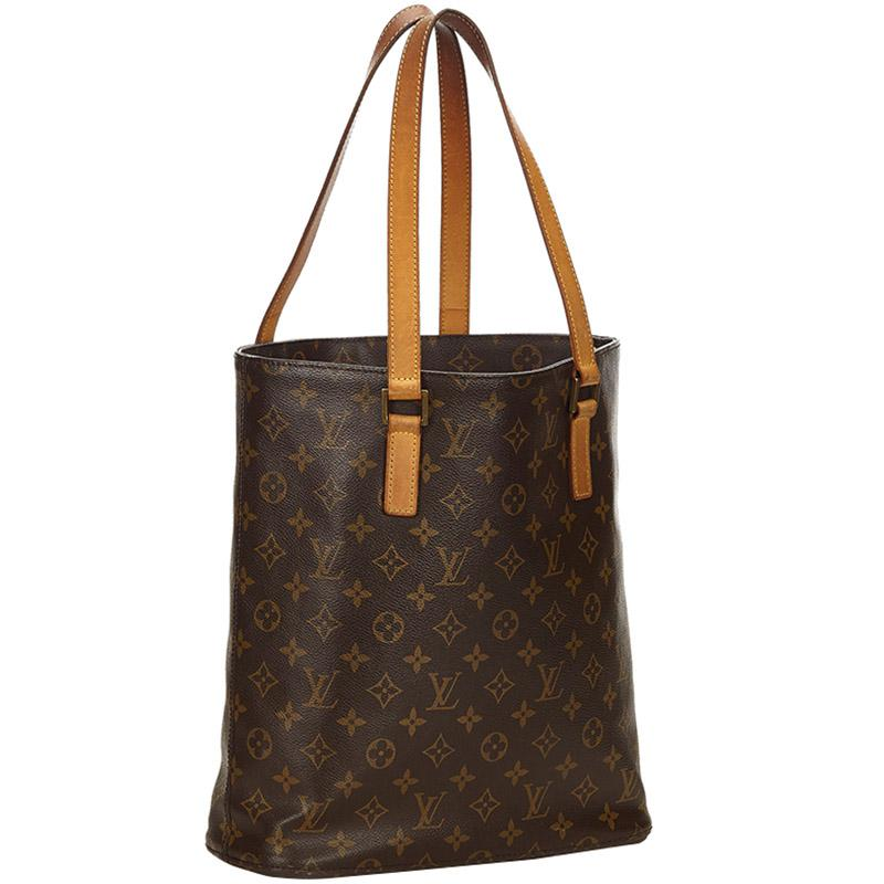 5d81c2f425ed Lyst - Louis Vuitton Monogram Canvas Vavin Gm Bag in Brown - Save 16%