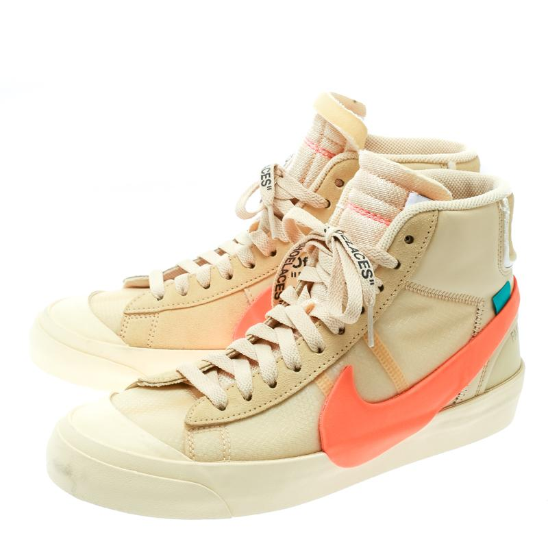 Hallows Eve High Top Sneakers