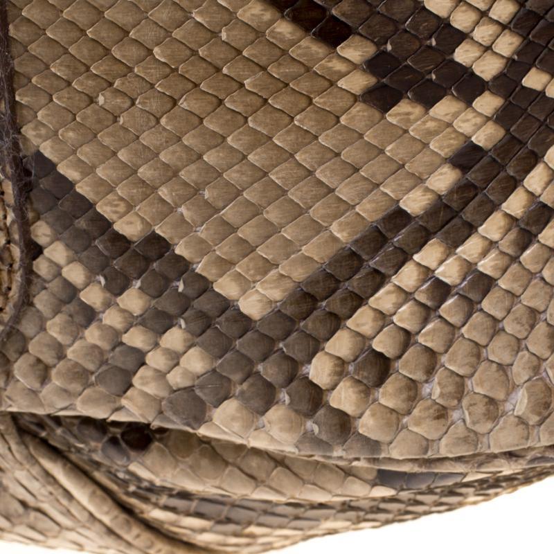 5262772e42d5 Lyst - Louis Vuitton Python Limited Edition Galliera Smeralda Pm Bag ...