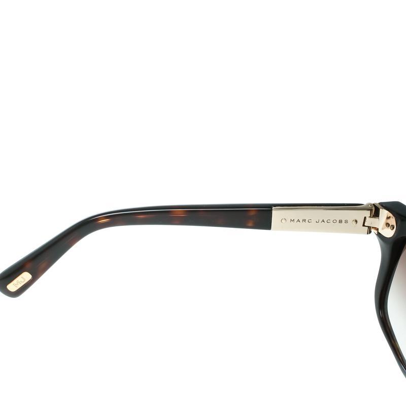 ce269fb60768 Marc By Marc Jacobs Havana/ Brown Gradient Mj317s Square Wayfarer Sunglasses  in Brown - Lyst